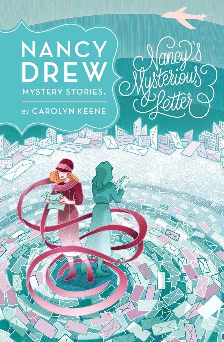 Picture of Nancy Drew: Nancy's Mysterious Letter: Book Eight