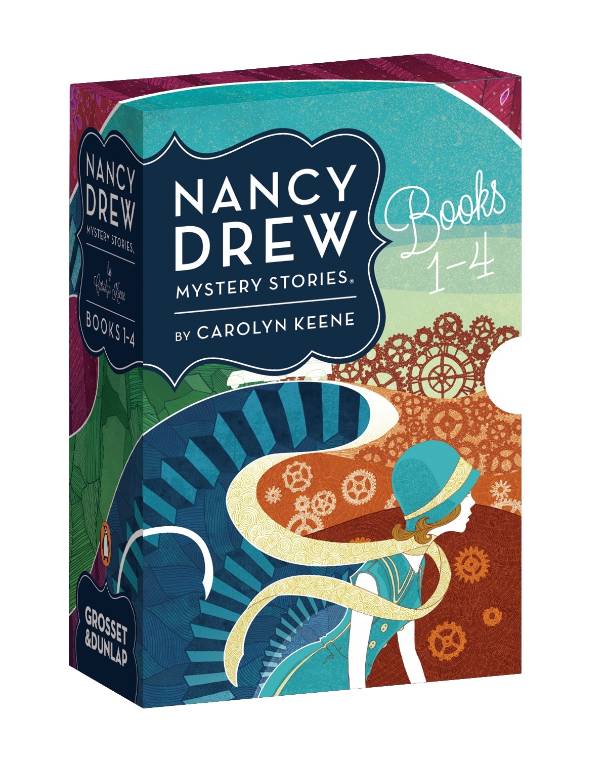 Picture of Nancy Drew Mystery Stories Books 1-4 (Boxed Set)
