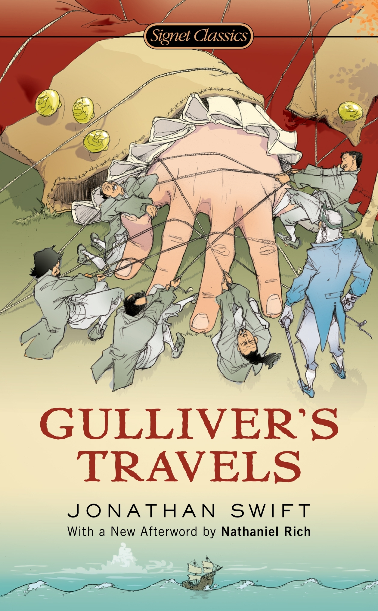 gullivers travels Amazoncom: gulliver's travels (dover thrift editions) (0352040000541): jonathan swift: books.