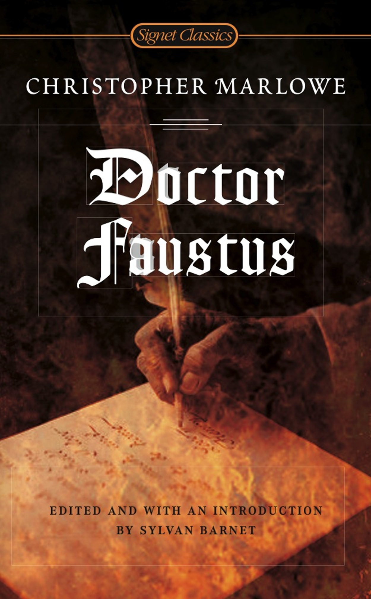 Book Cover:  Doctor Faustus