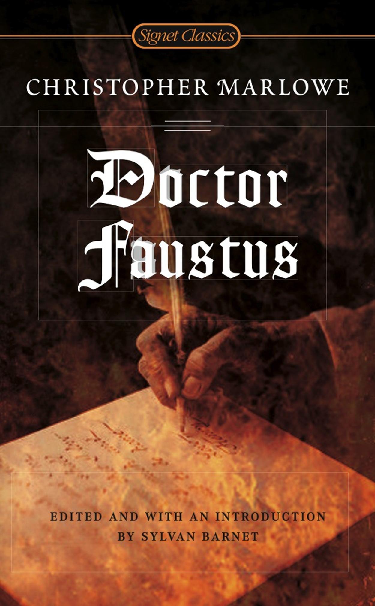 dr faustus tragic hero essay
