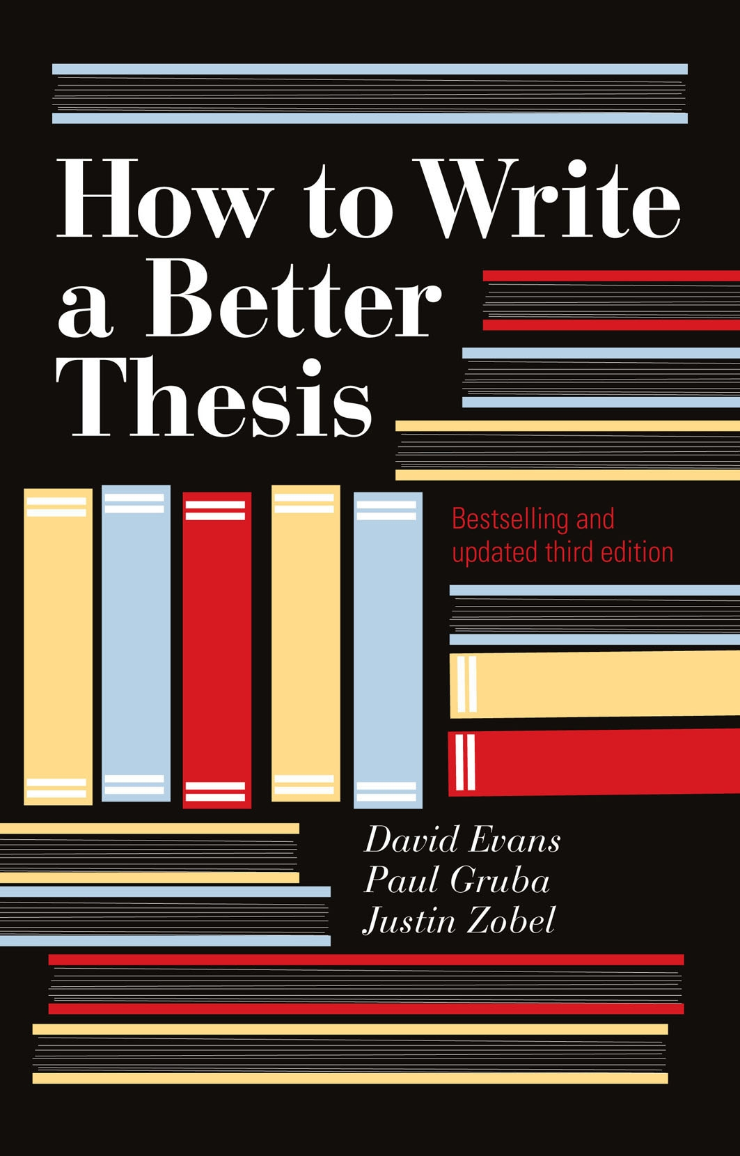 how to write a better thesis How to write a thesis belongs on the bookshelves of students, teachers, writers, and eco fans everywhere already a classic, it would fit nicely between two other classics: strunk and white and the name of the rose.