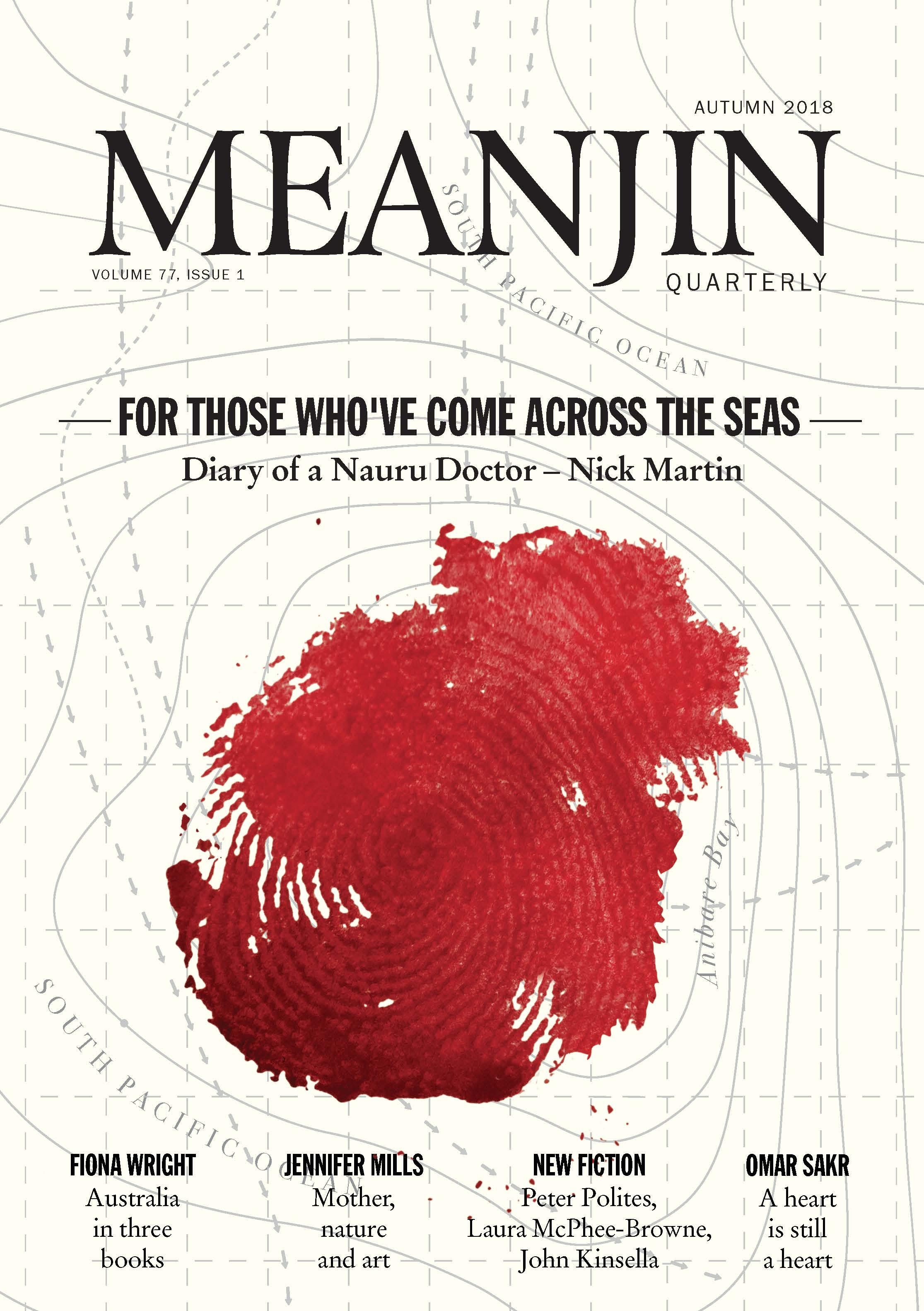Meanjin Vol 77 No 1