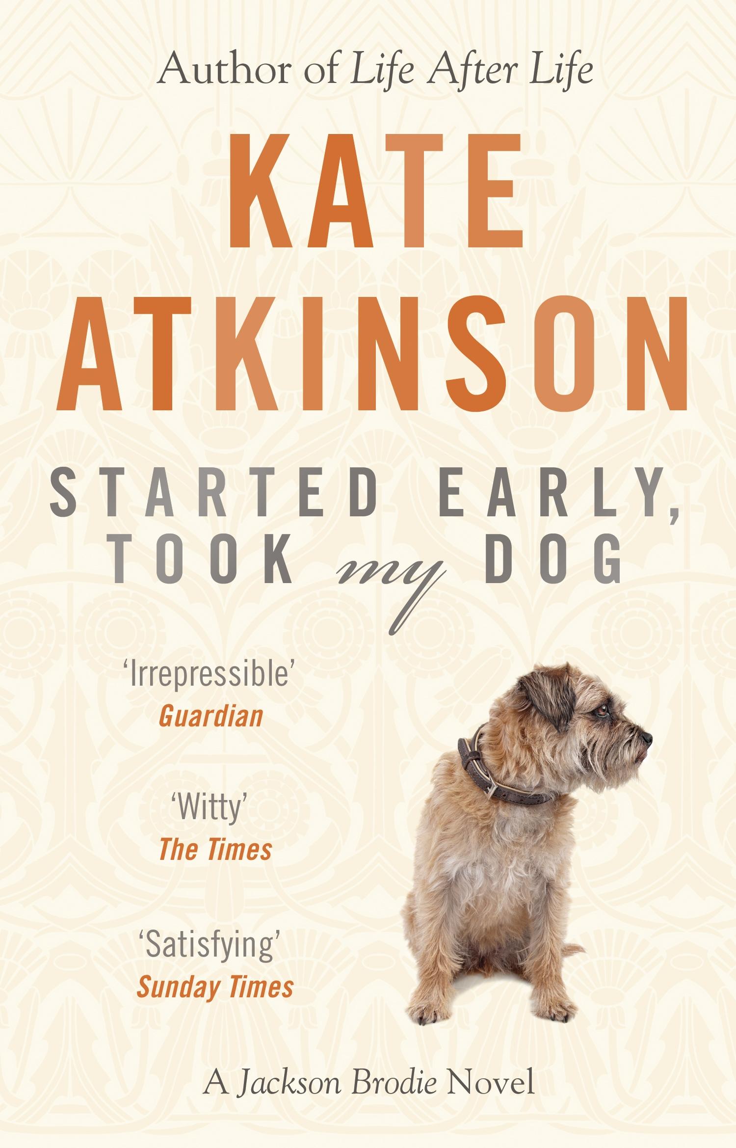 tracy waterhouse kate atkinson