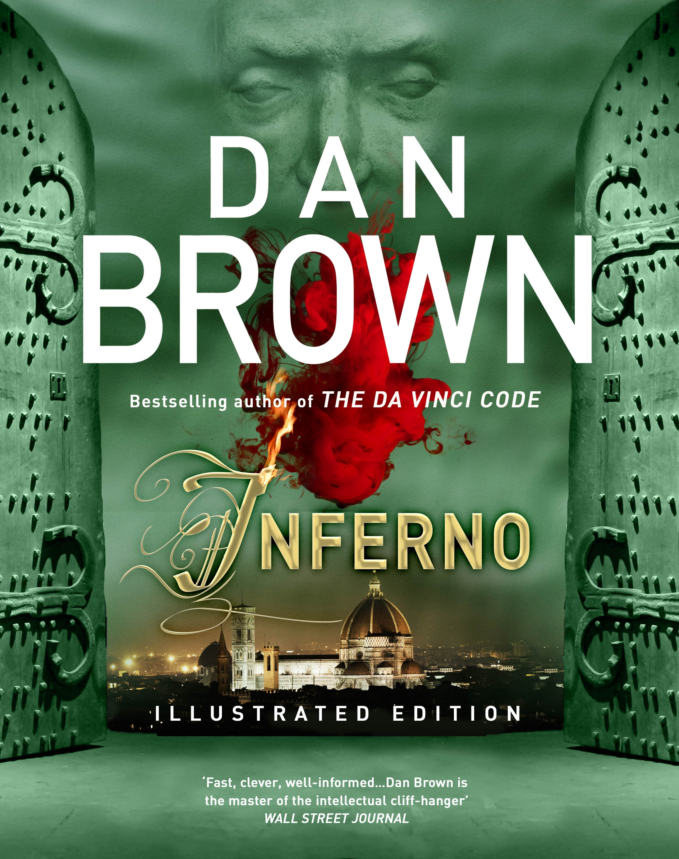 Illustrated Book Cover Notes : Inferno illustrated edition penguin books australia