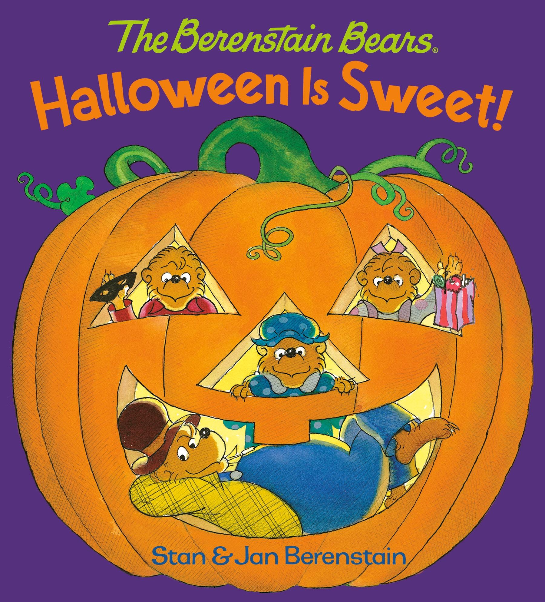Halloween is Sweet (The Berenstain Bears)