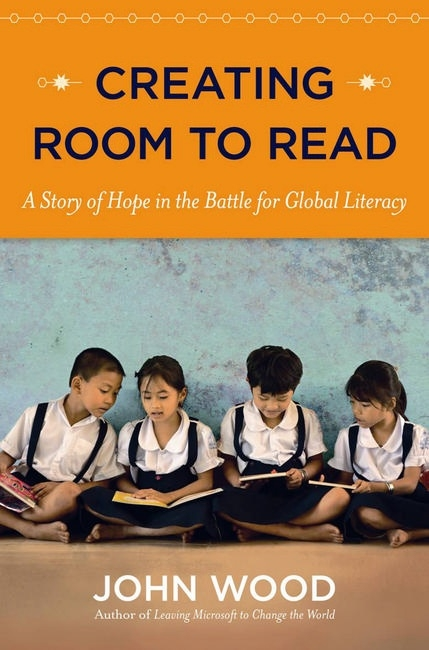 Book Cover:  Creating Room to Read