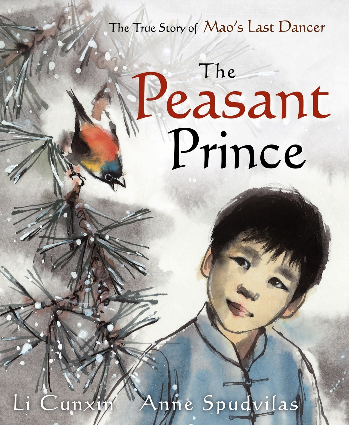 Book Cover: The Peasant Prince