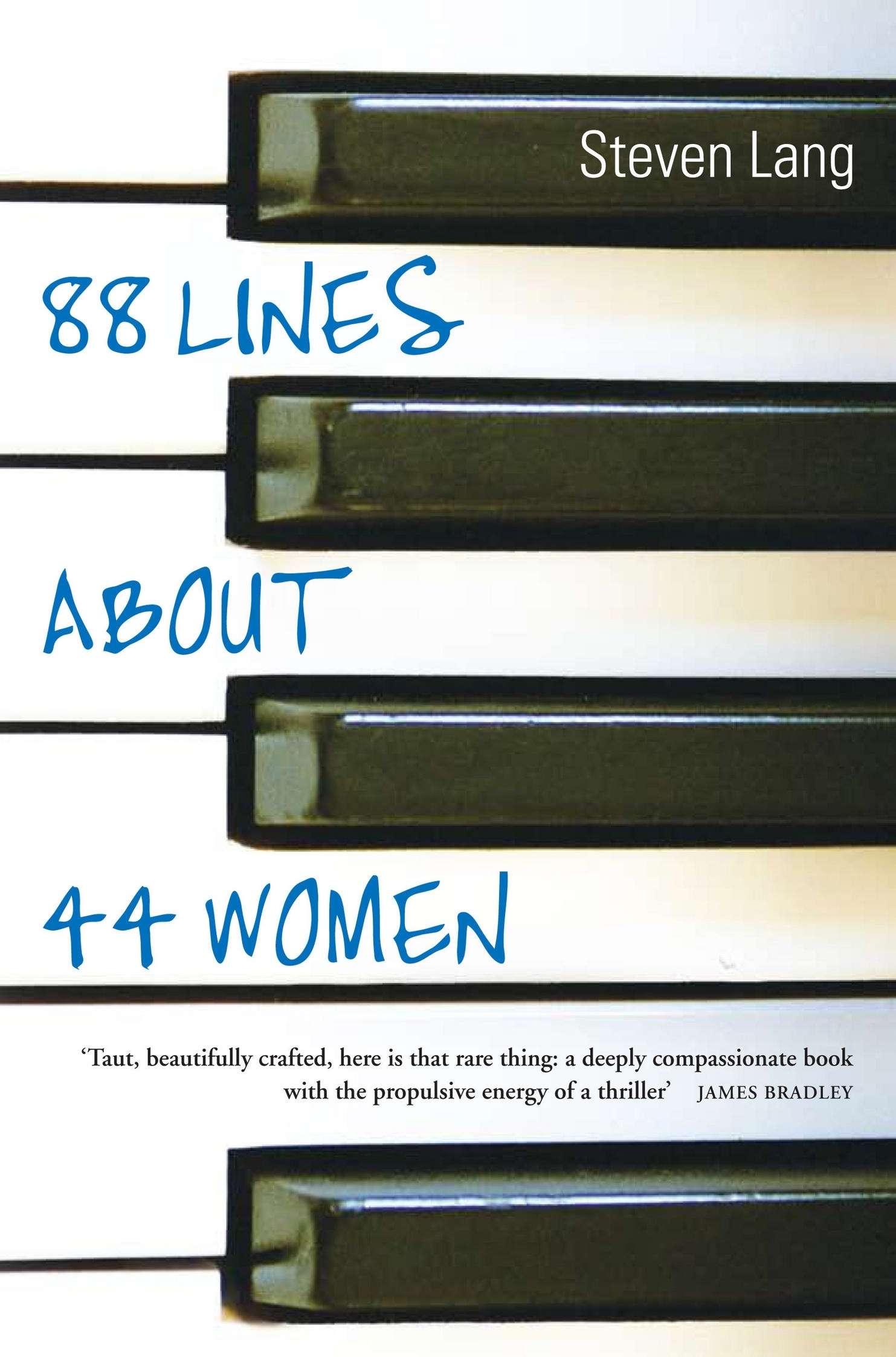 88 Lines About 44 Women