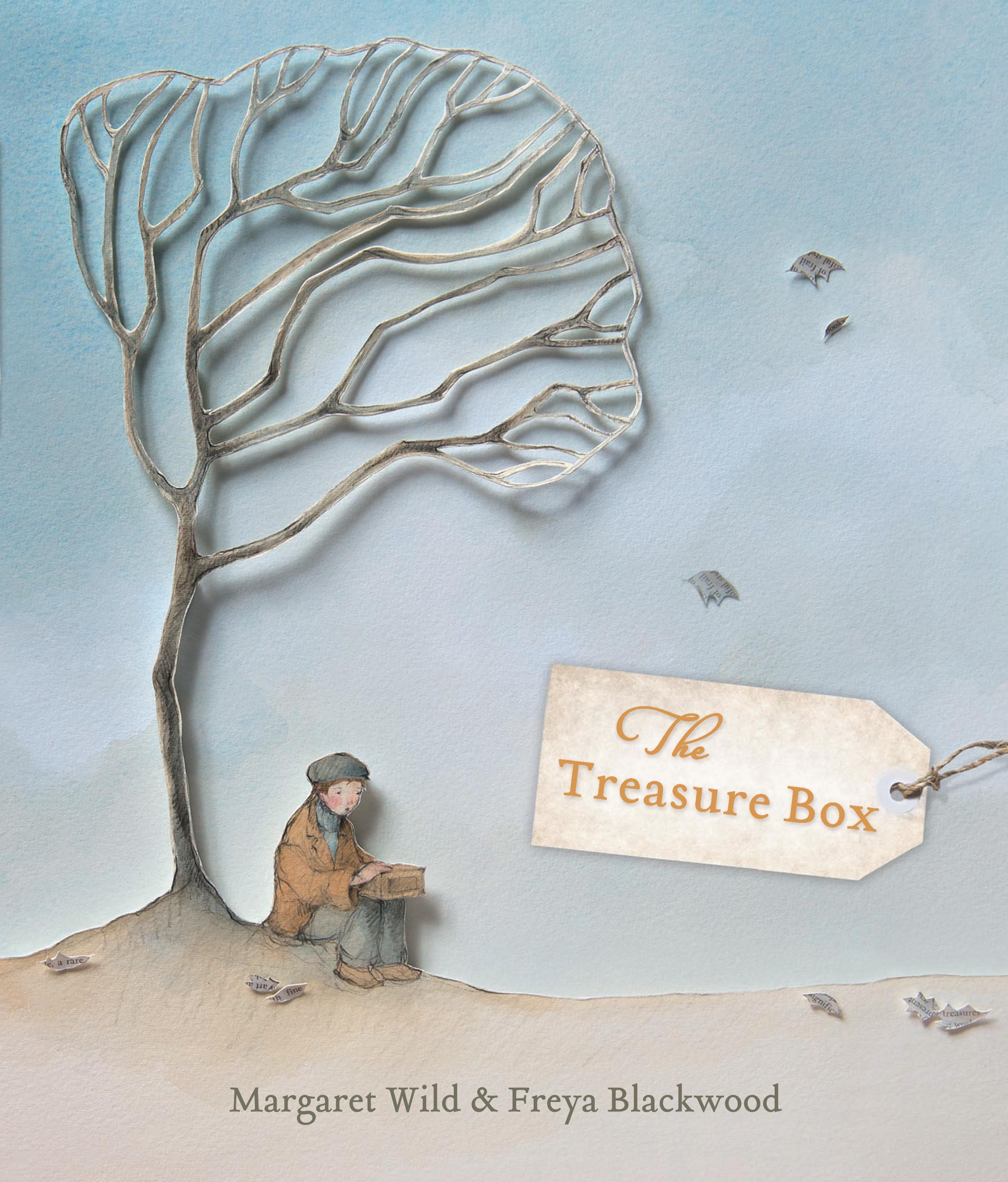 Book Cover: The Treasure Box