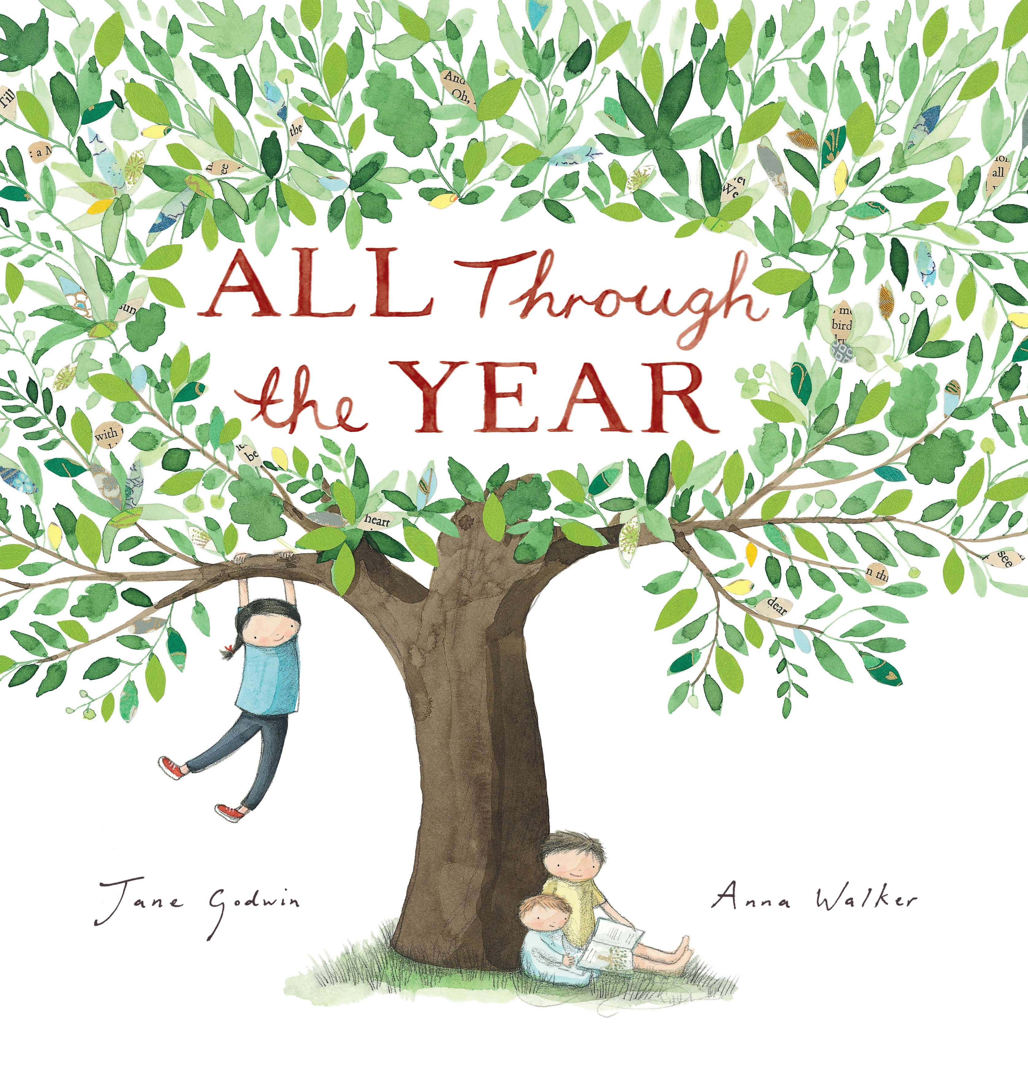 Book Cover:  All Through The Year