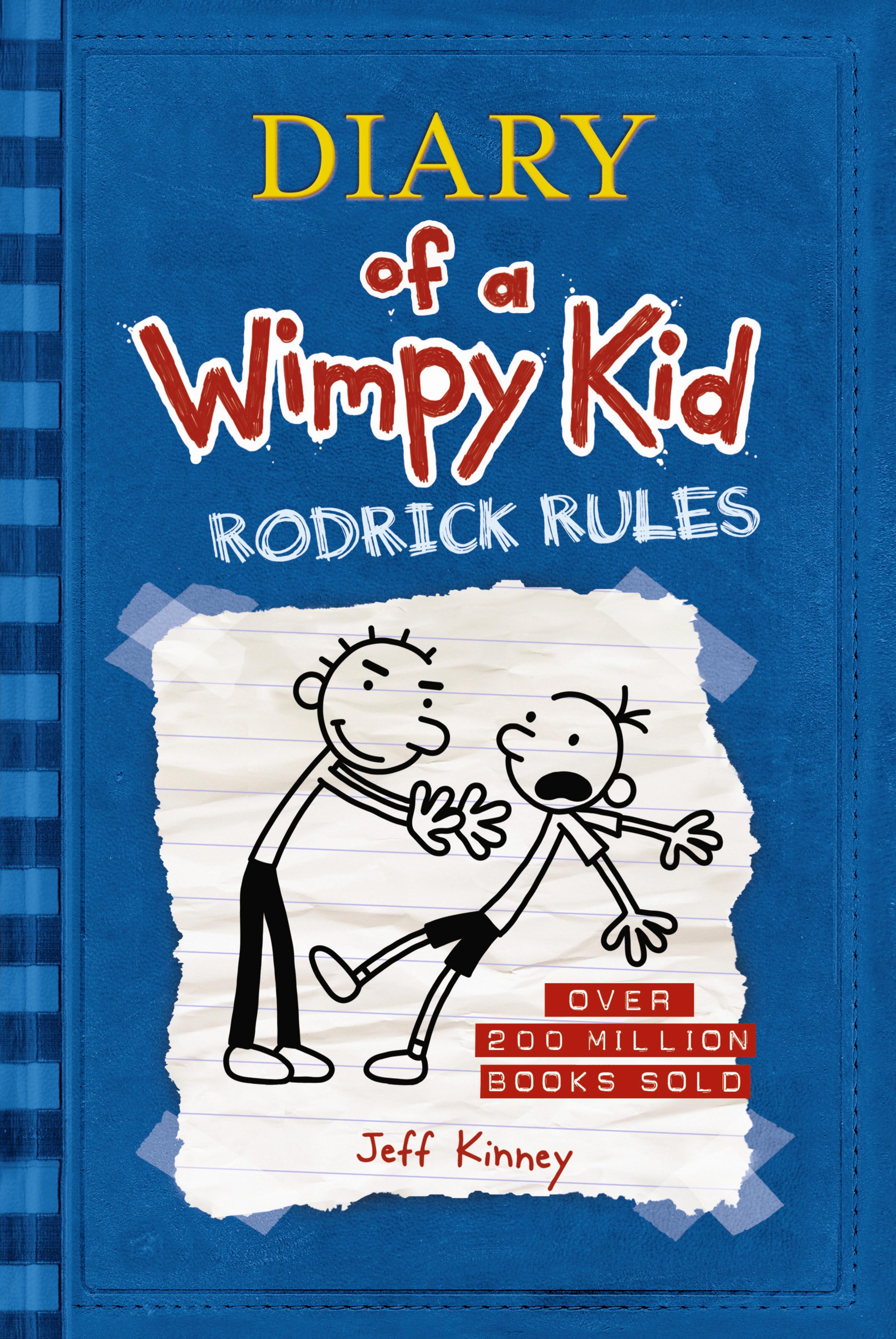 Rodrick Rules: Diary of a Wimpy Kid | Penguin Books Australia