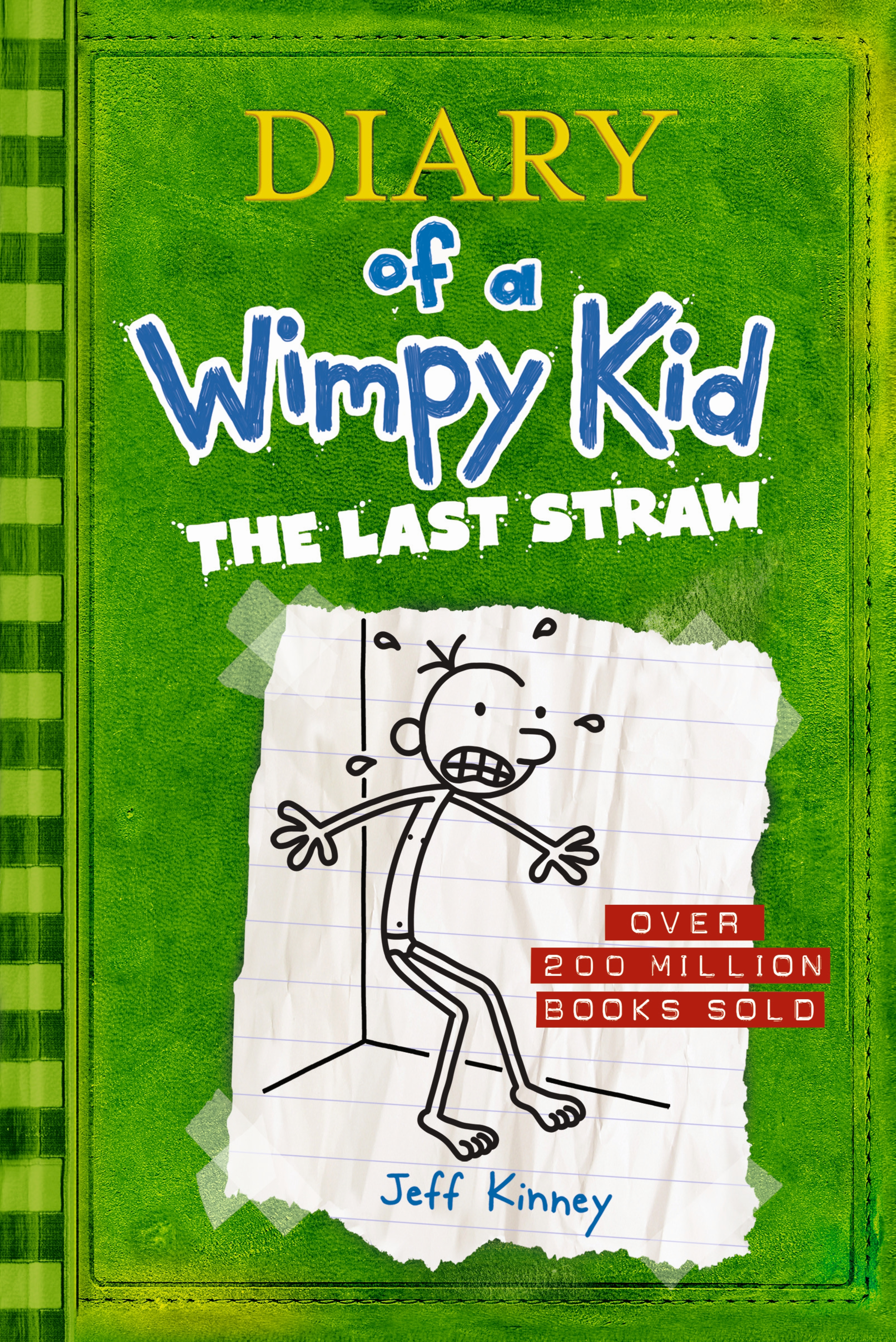 Diary wimpy kid the last straw book report