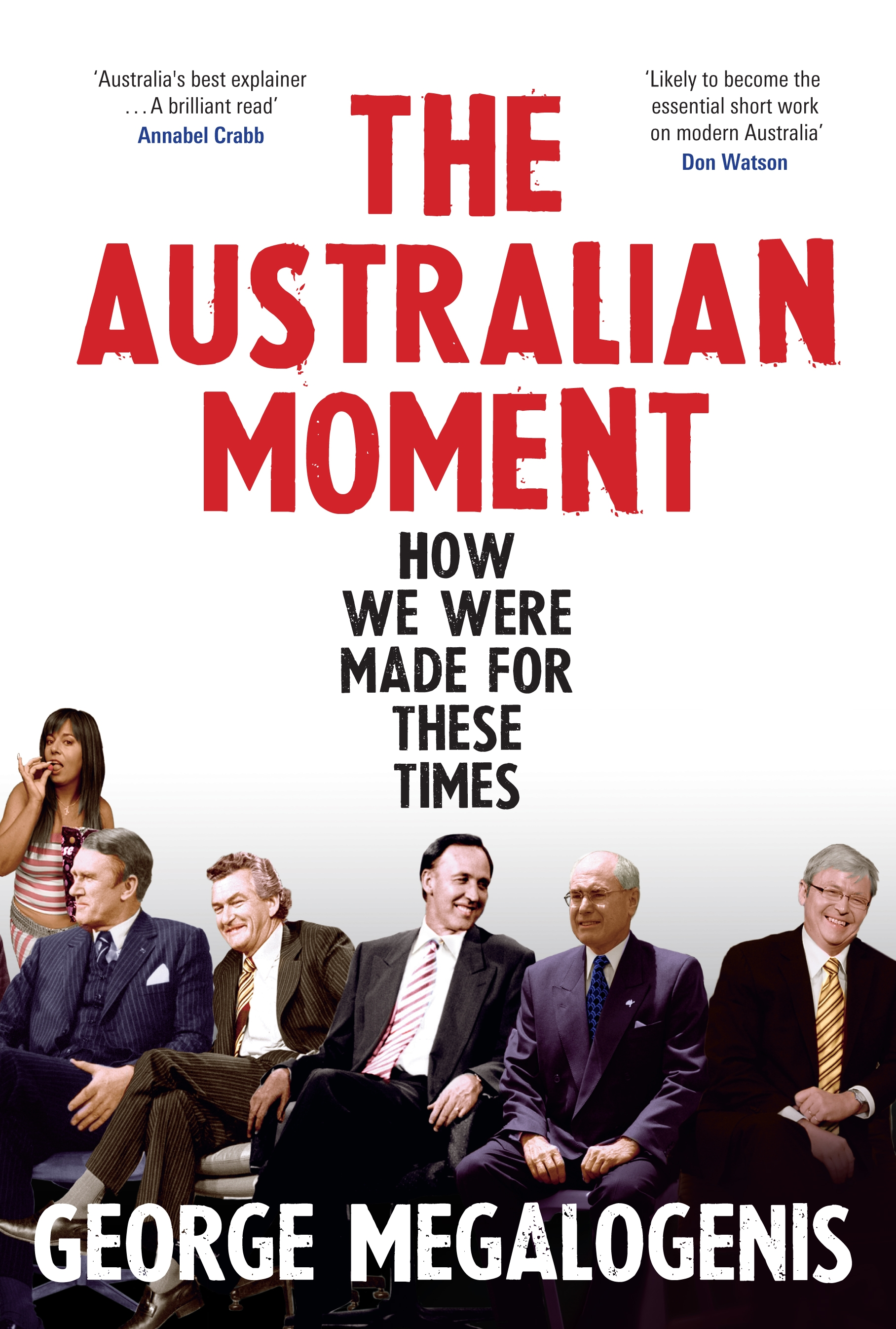 Book Cover: The Australian Moment