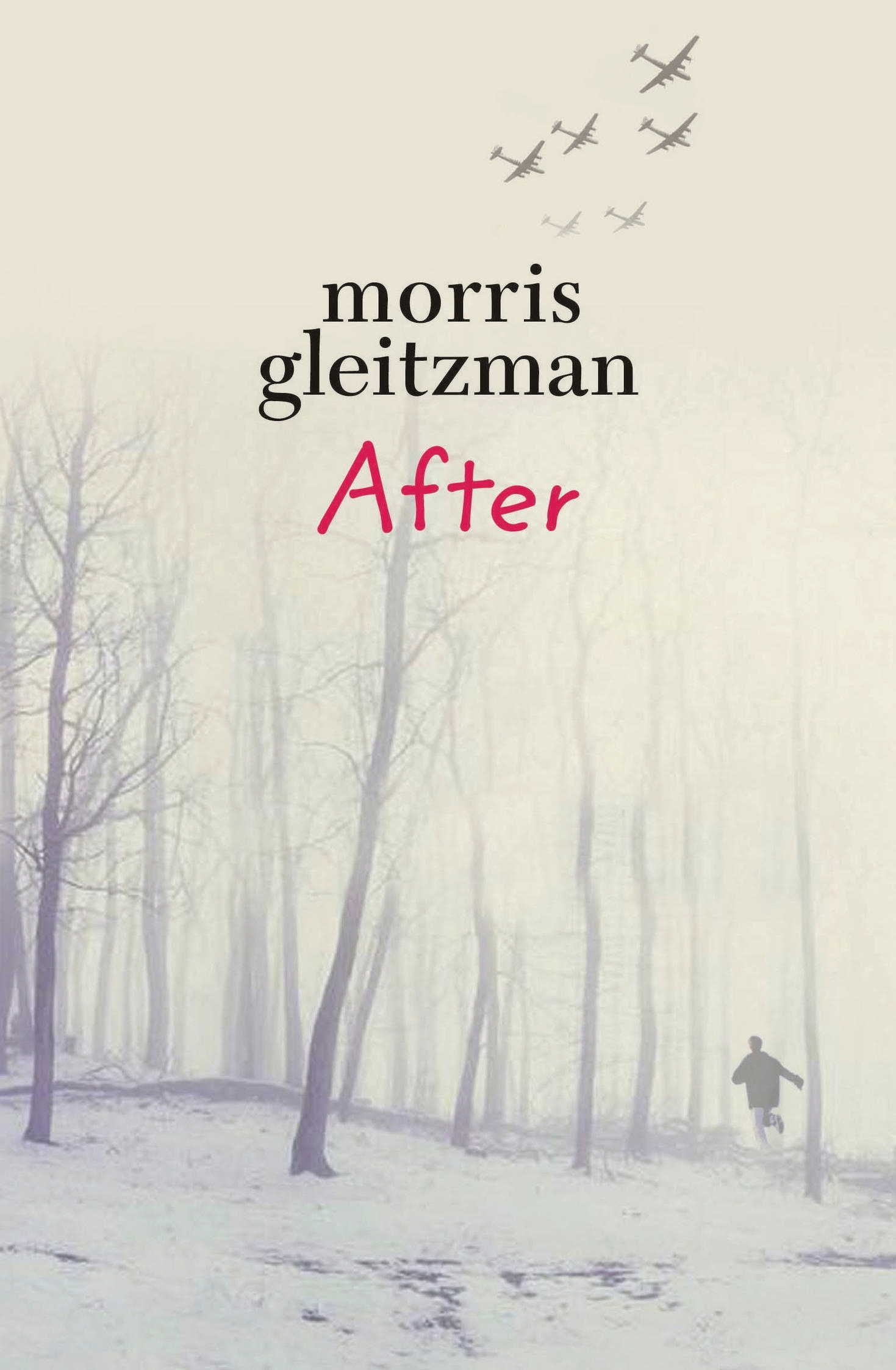 Book Cover:  After