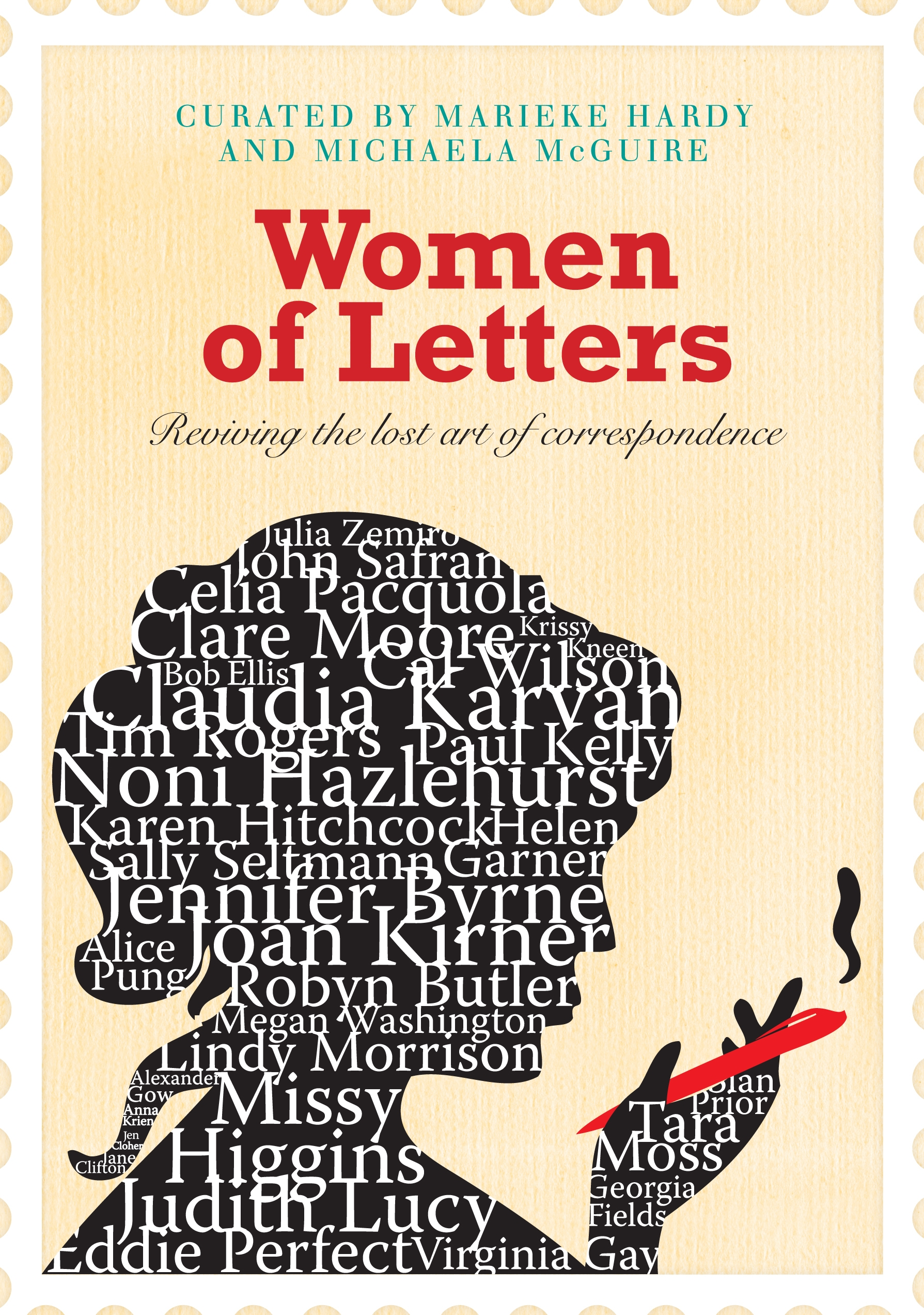 Book Cover:  Women of Letters