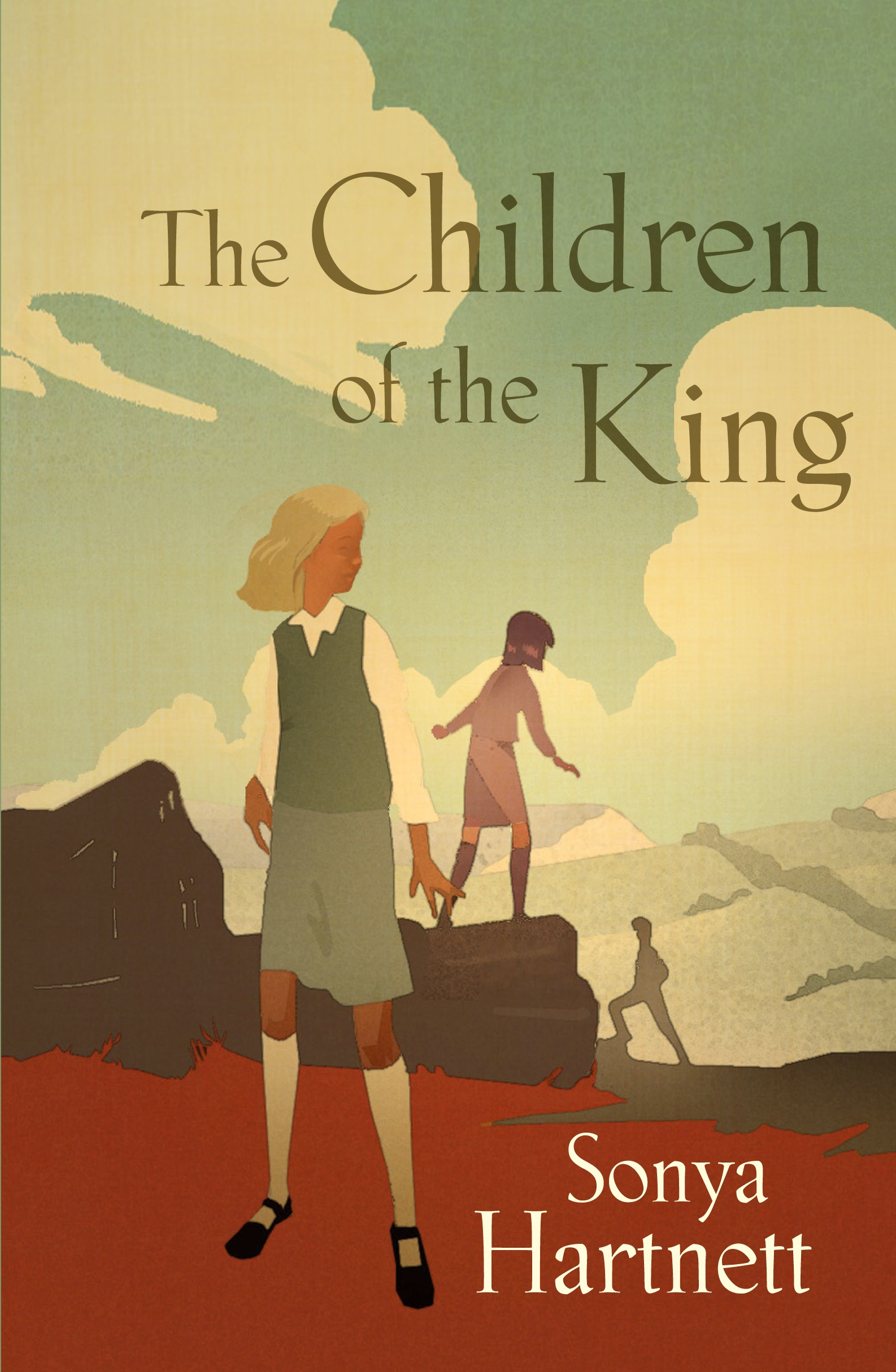 Penguin Book Cover Competition Previous Winners : Children of the king penguin books australia