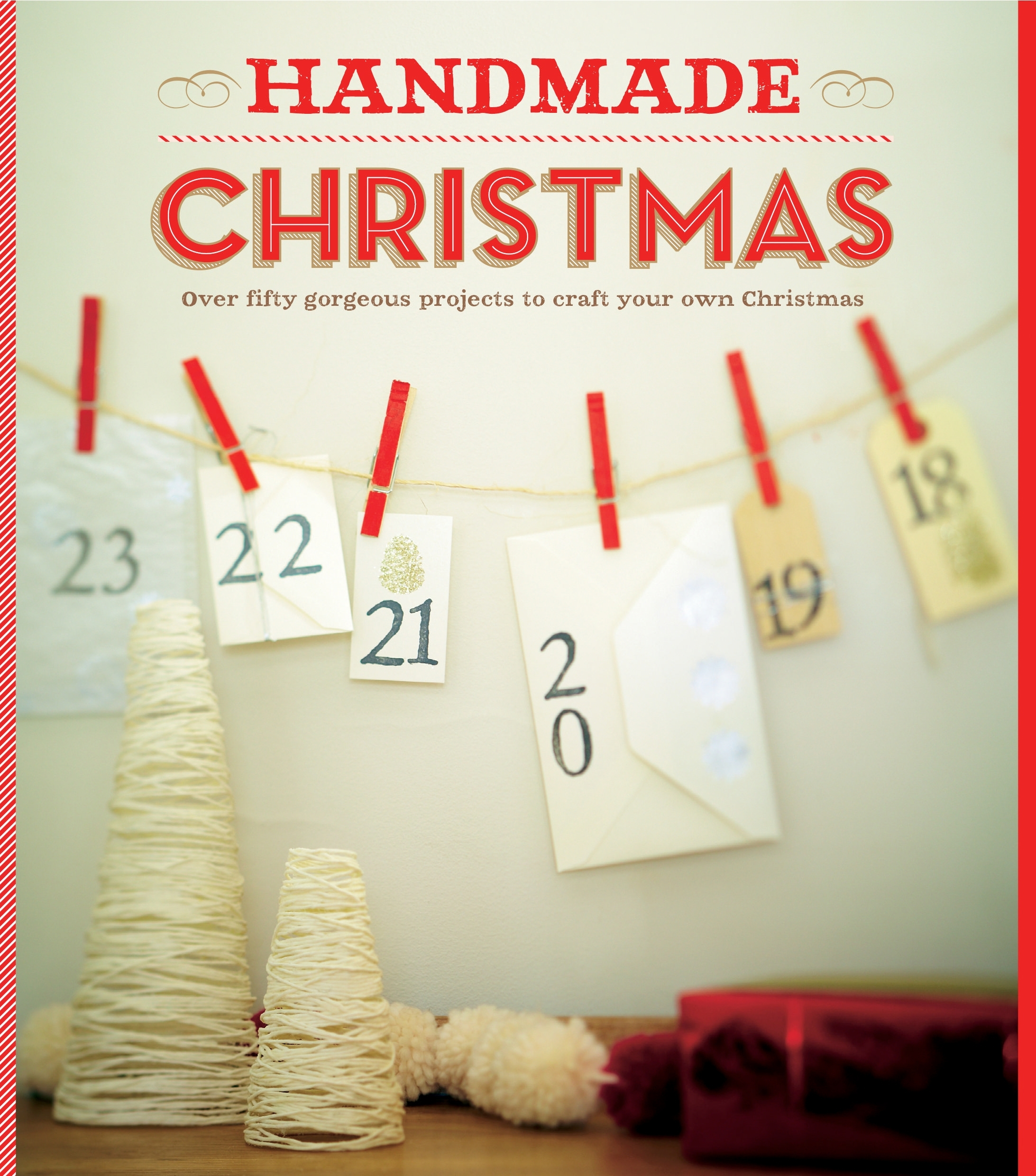 Book Cover:  Handmade Christmas