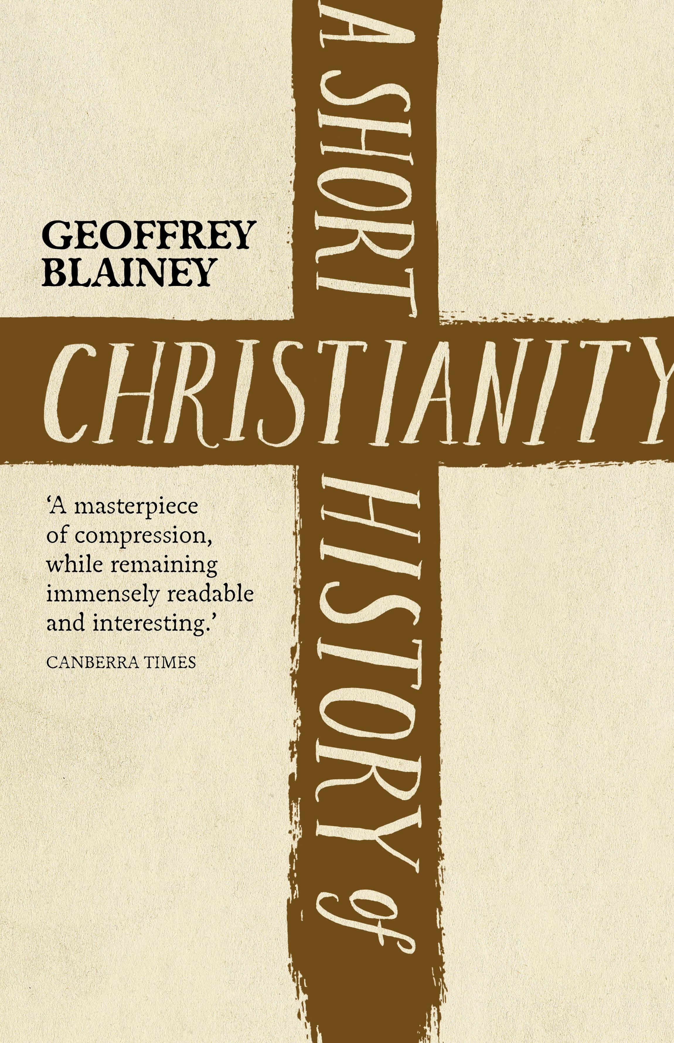 A Short History Of Christianity Penguin Books Australia border=