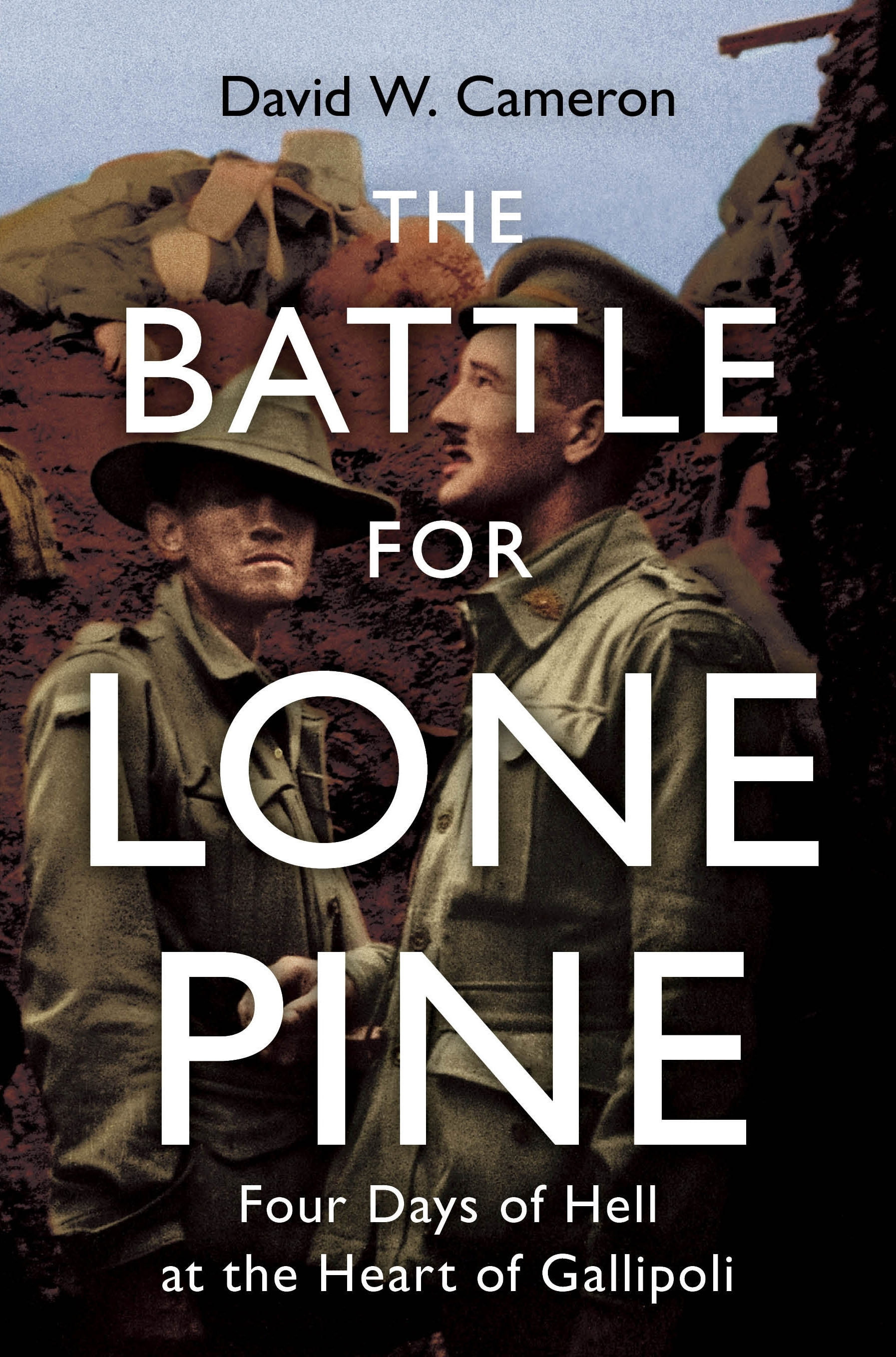 Book Cover: The Battle for Lone Pine