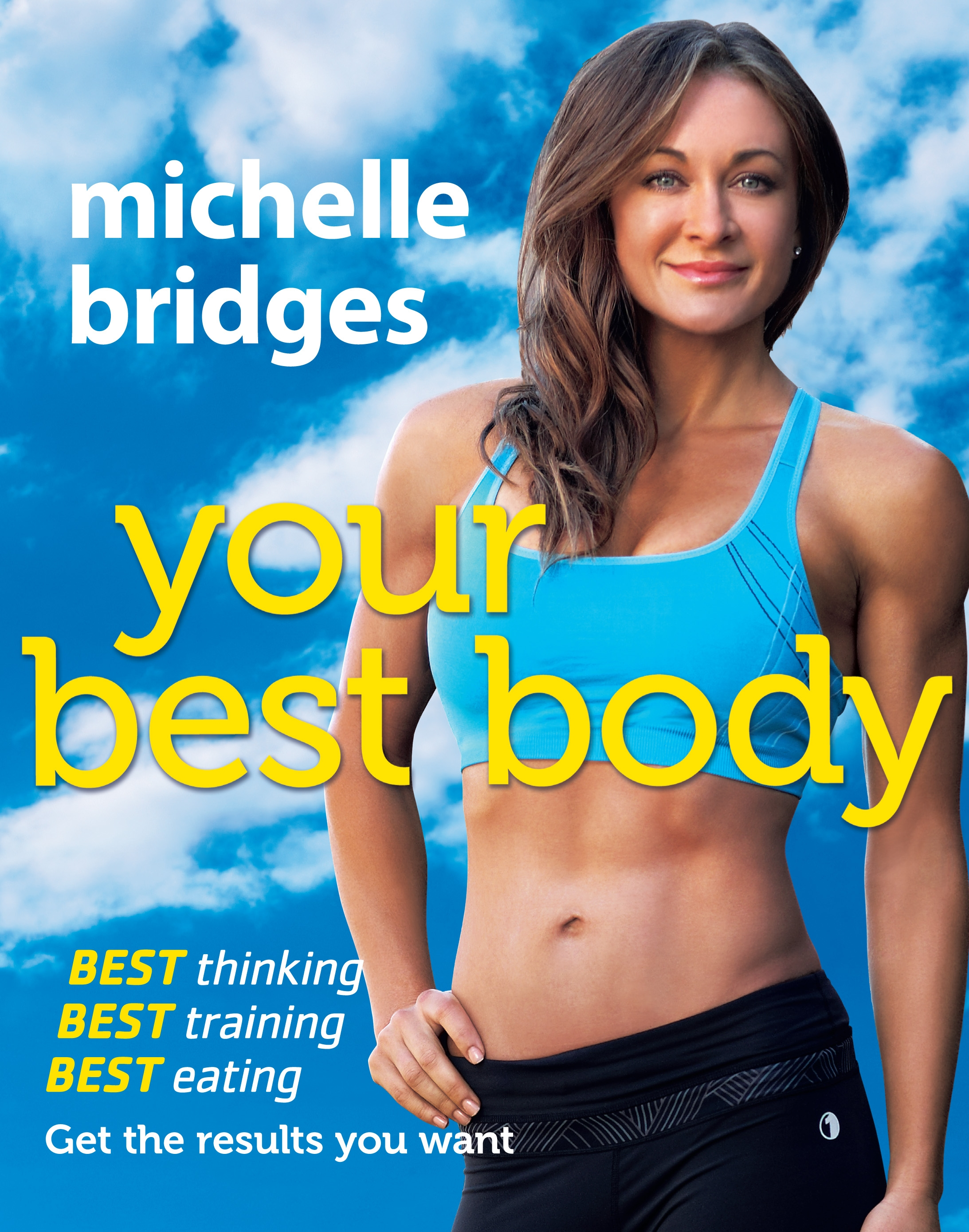 Book Cover:  Your Best Body