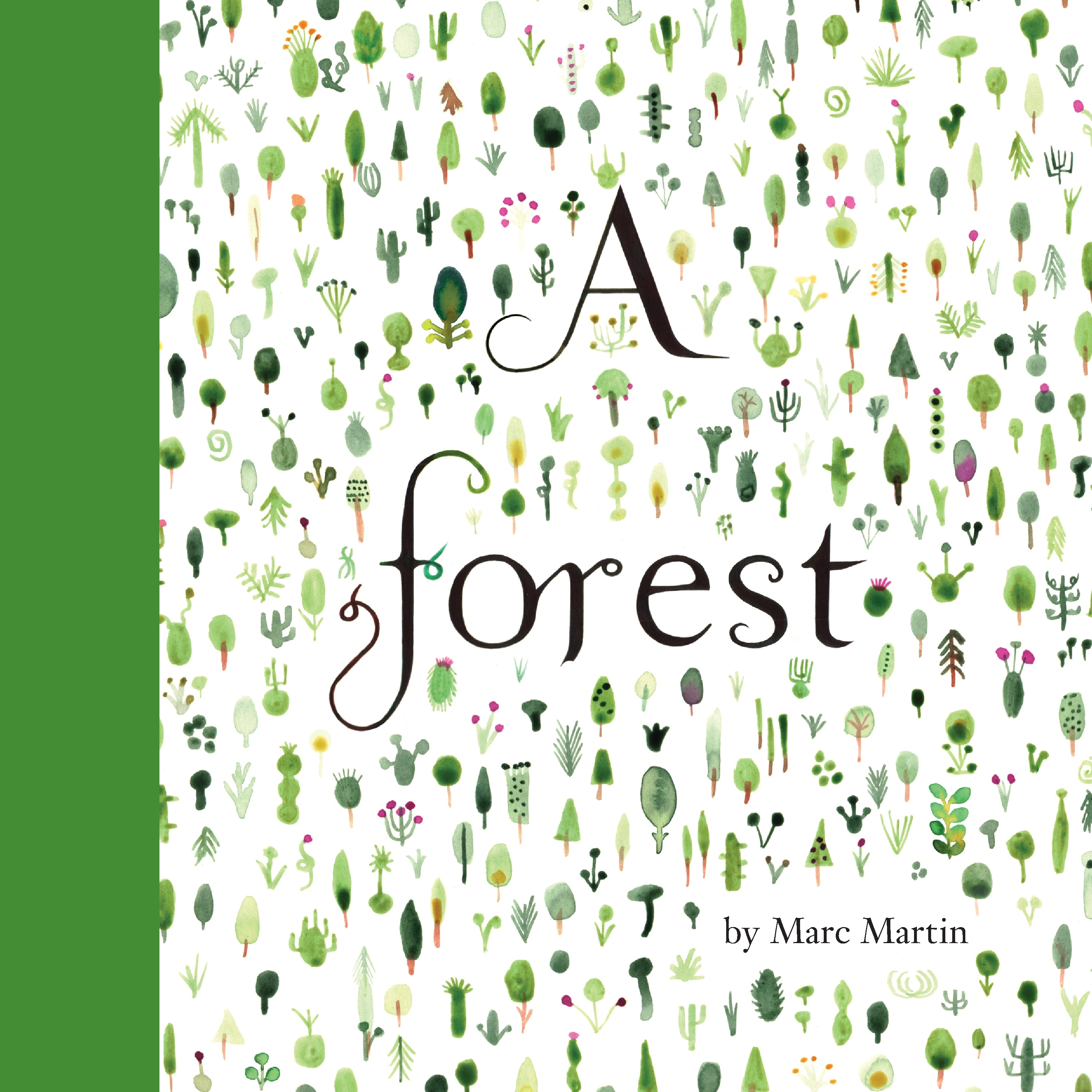 Book Cover: A Forest
