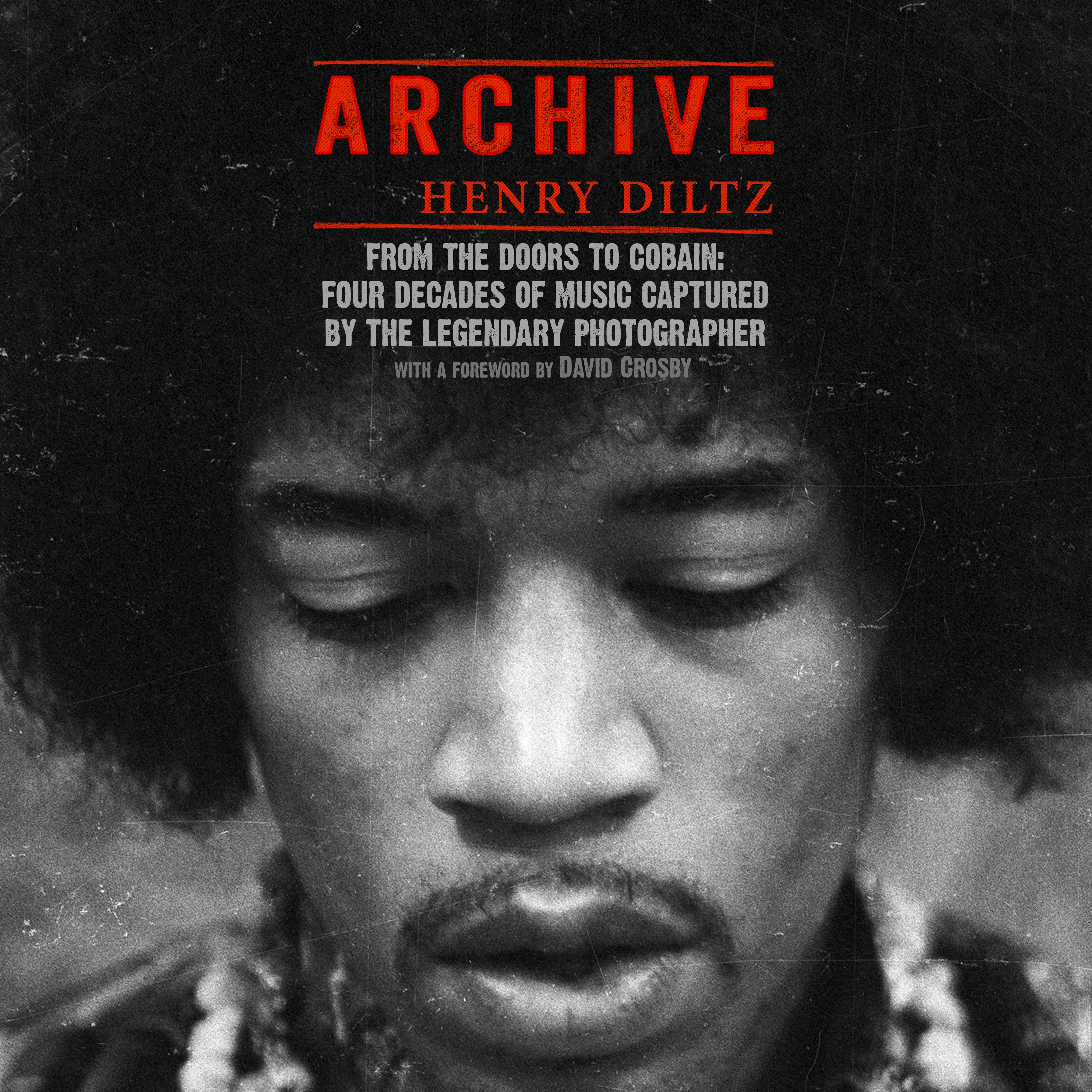 Book Cover:  Archive: Henry Diltz
