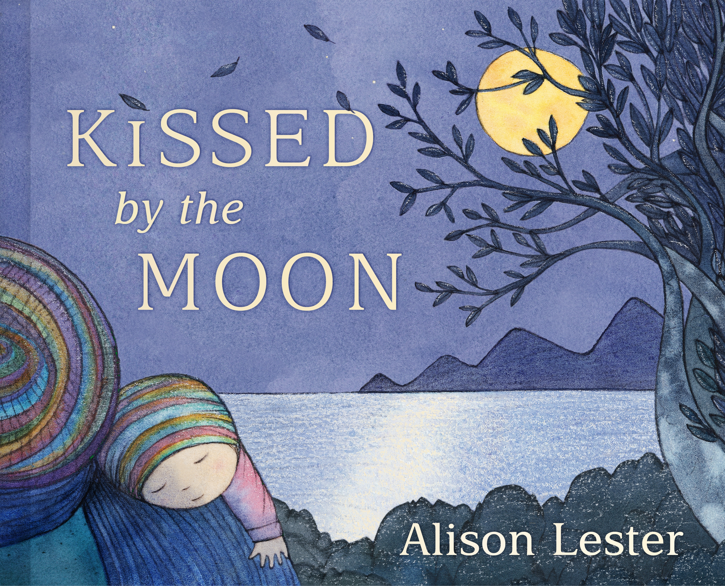 Book Cover:  Kissed By The Moon