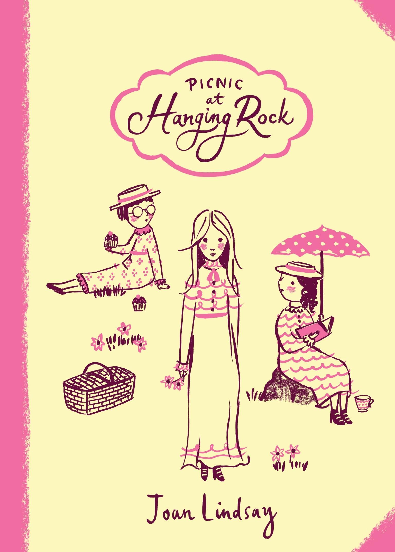 Book Cover:  Picnic at Hanging Rock: Australian Children's Classics