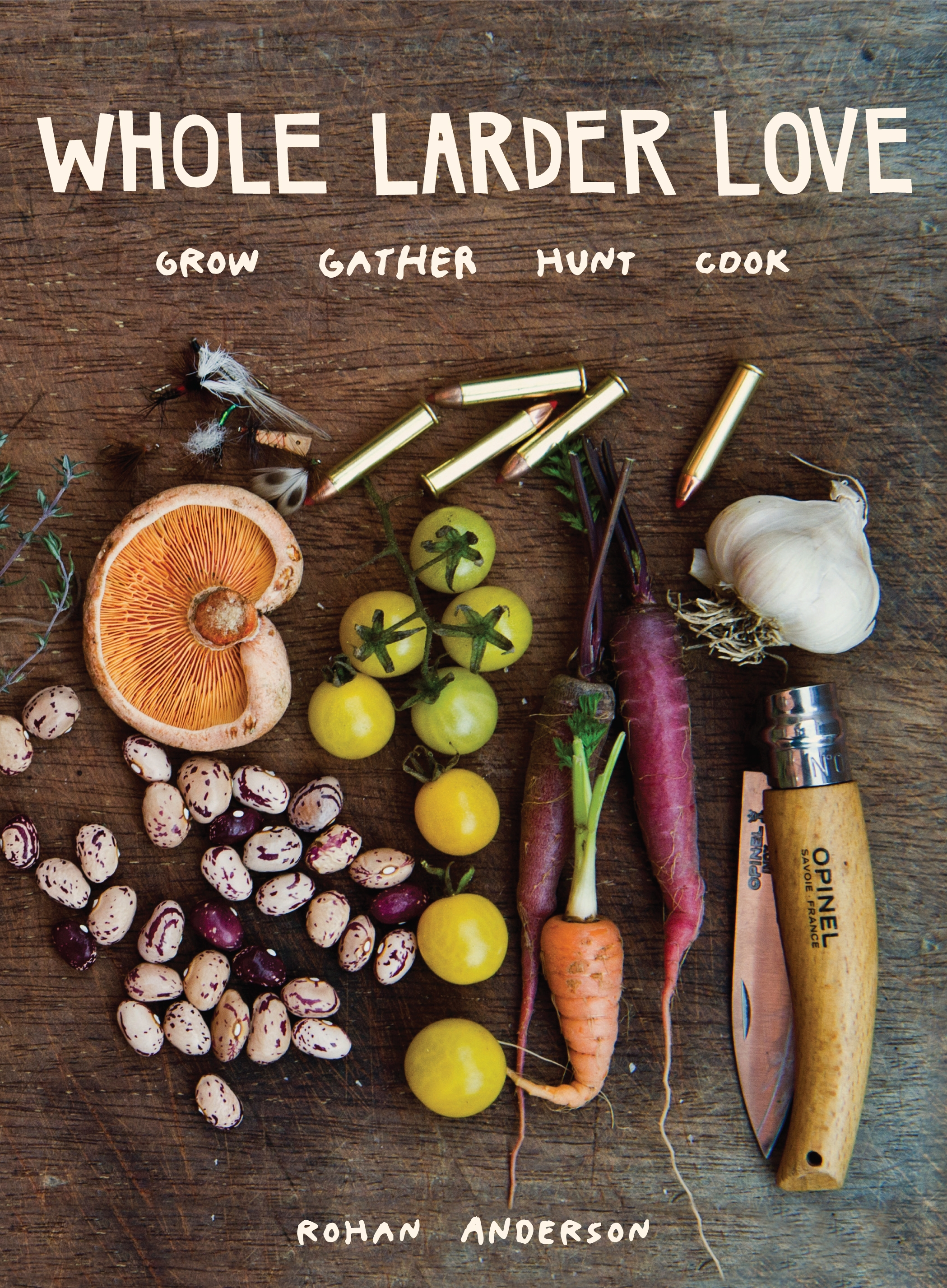 Book Cover:  Whole Larder Love
