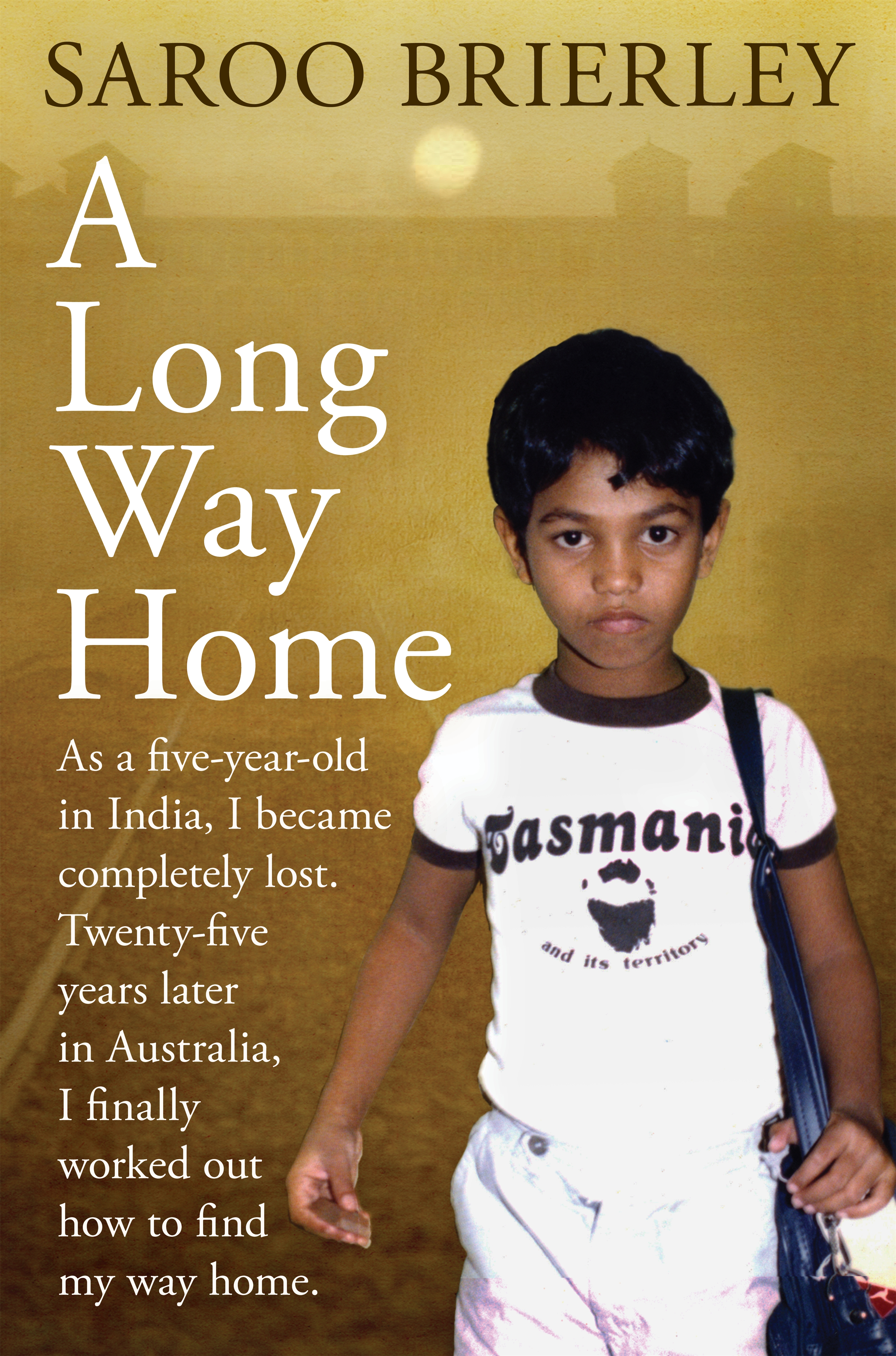 Book Cover:  Long Way Home, A