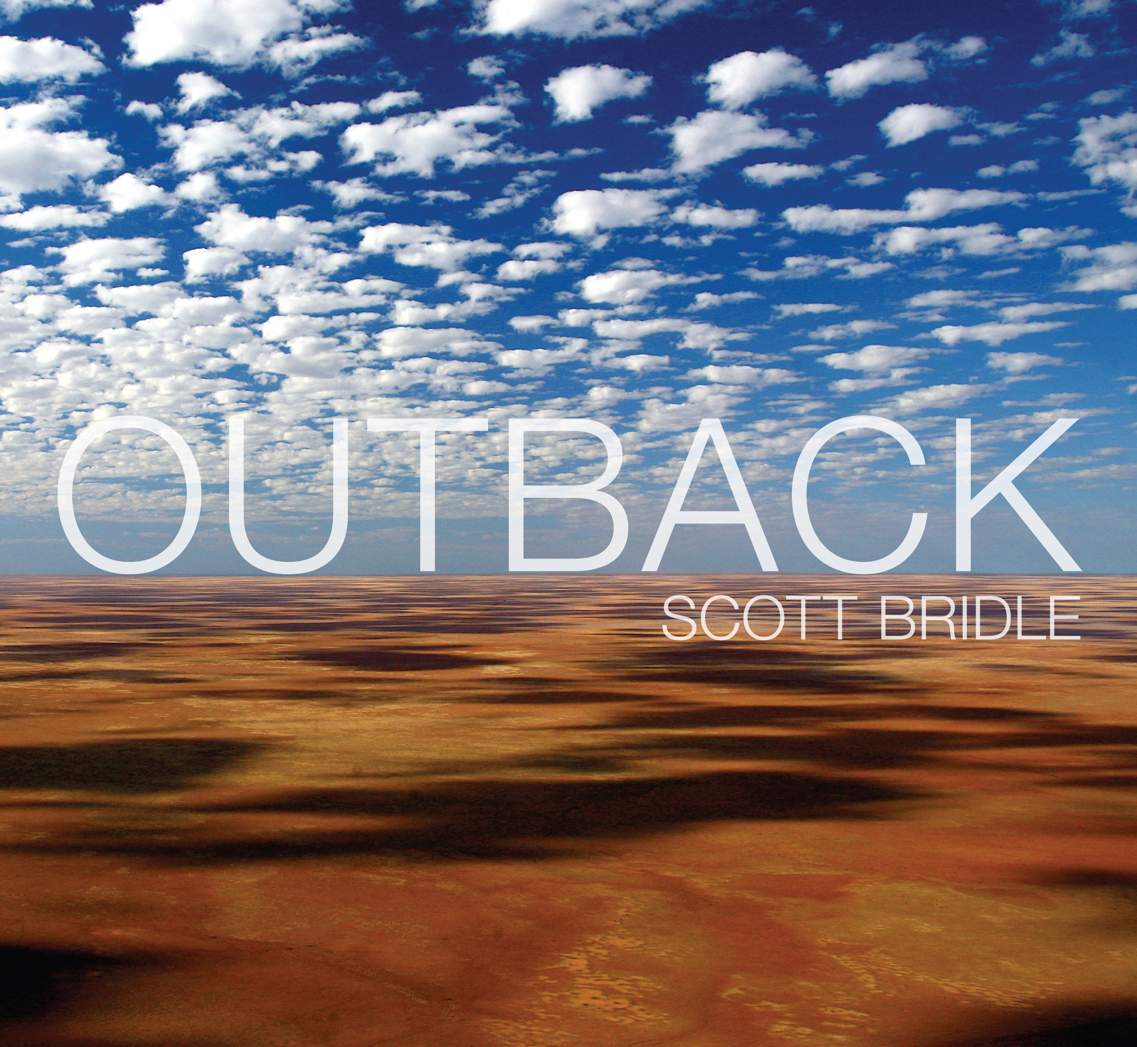 Book Cover:  Outback