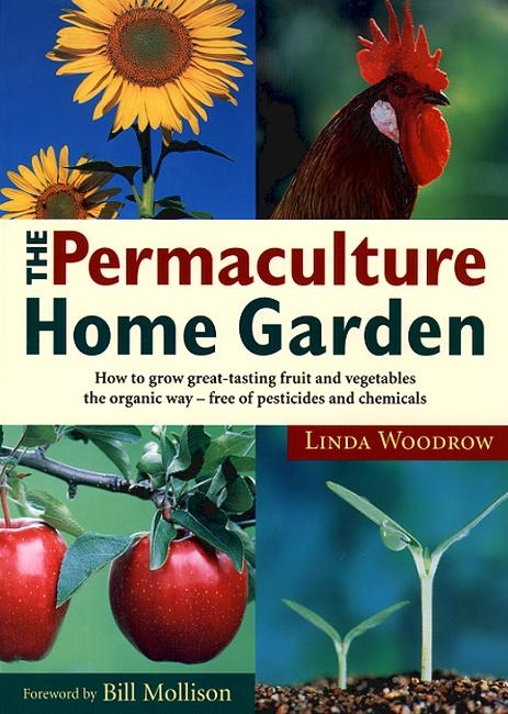 Book Cover: The Permaculture Home Garden