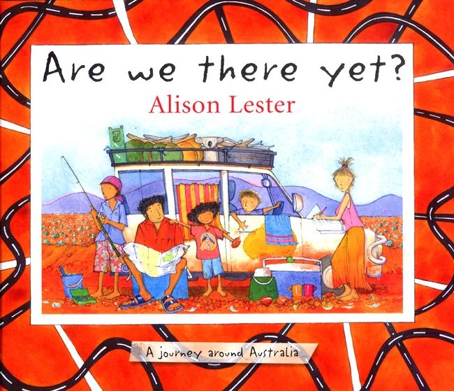 Book Covers For School Australia : Are we there yet penguin books australia