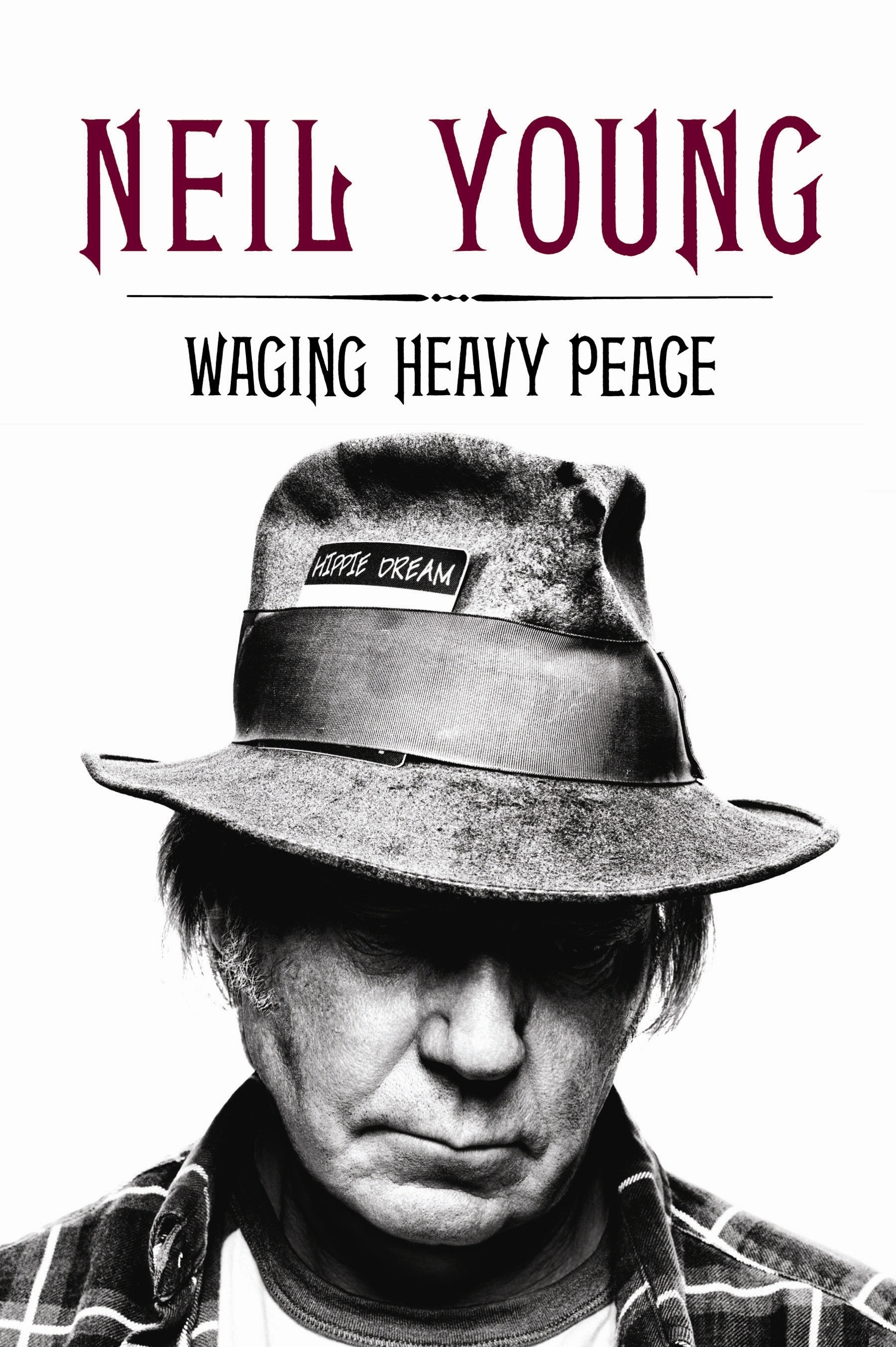Book Cover:  Waging Heavy Peace