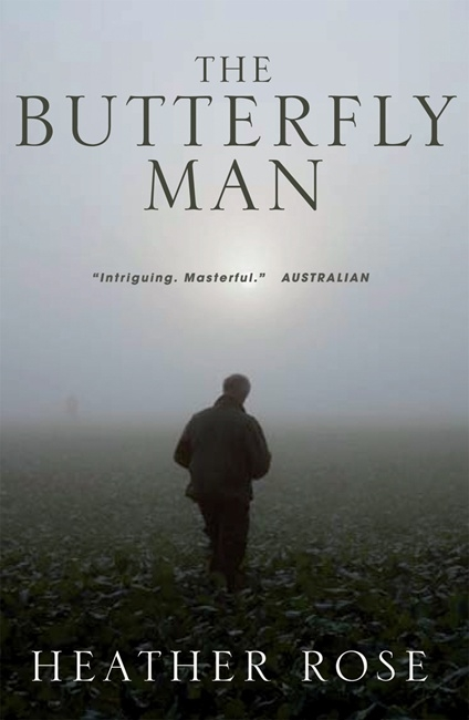 Book Cover: The Butterfly Man