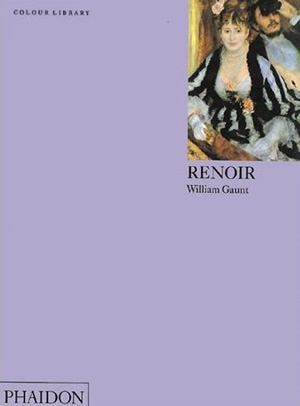 Book Cover:  Renoir: an introduction to the work of Renoir