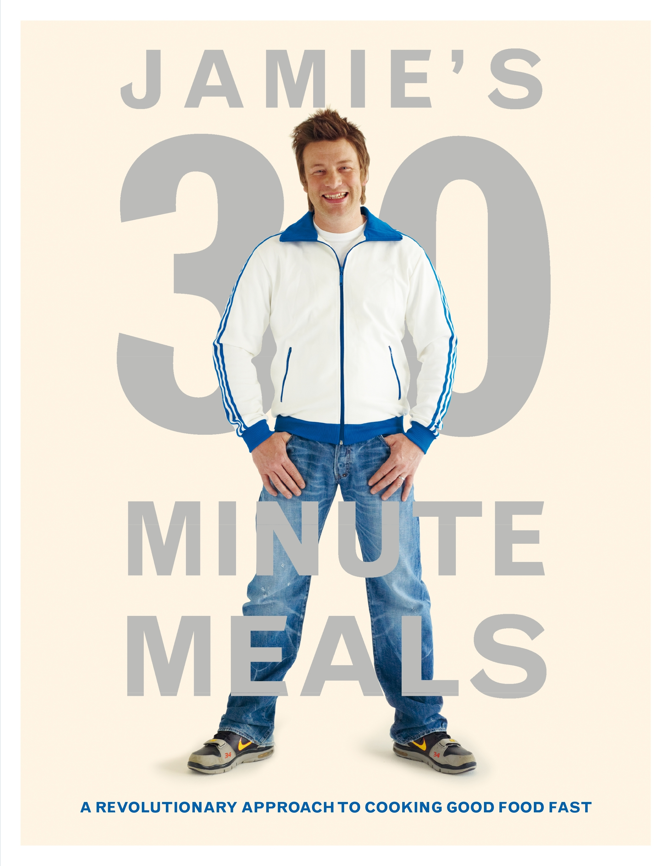 Book Cover:  Jamie's 30 Minute Meals