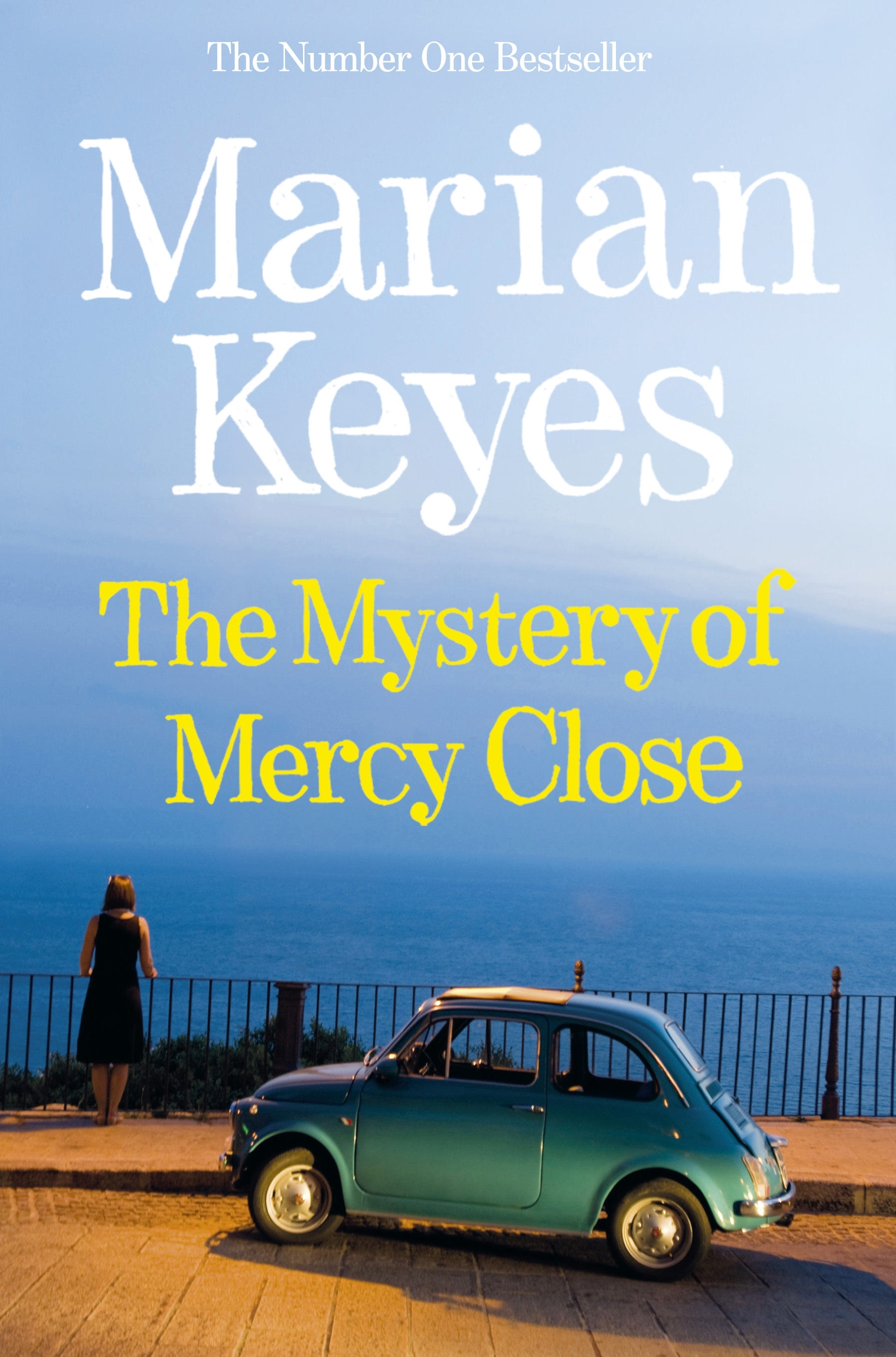 Book Cover: The Mystery of Mercy Close