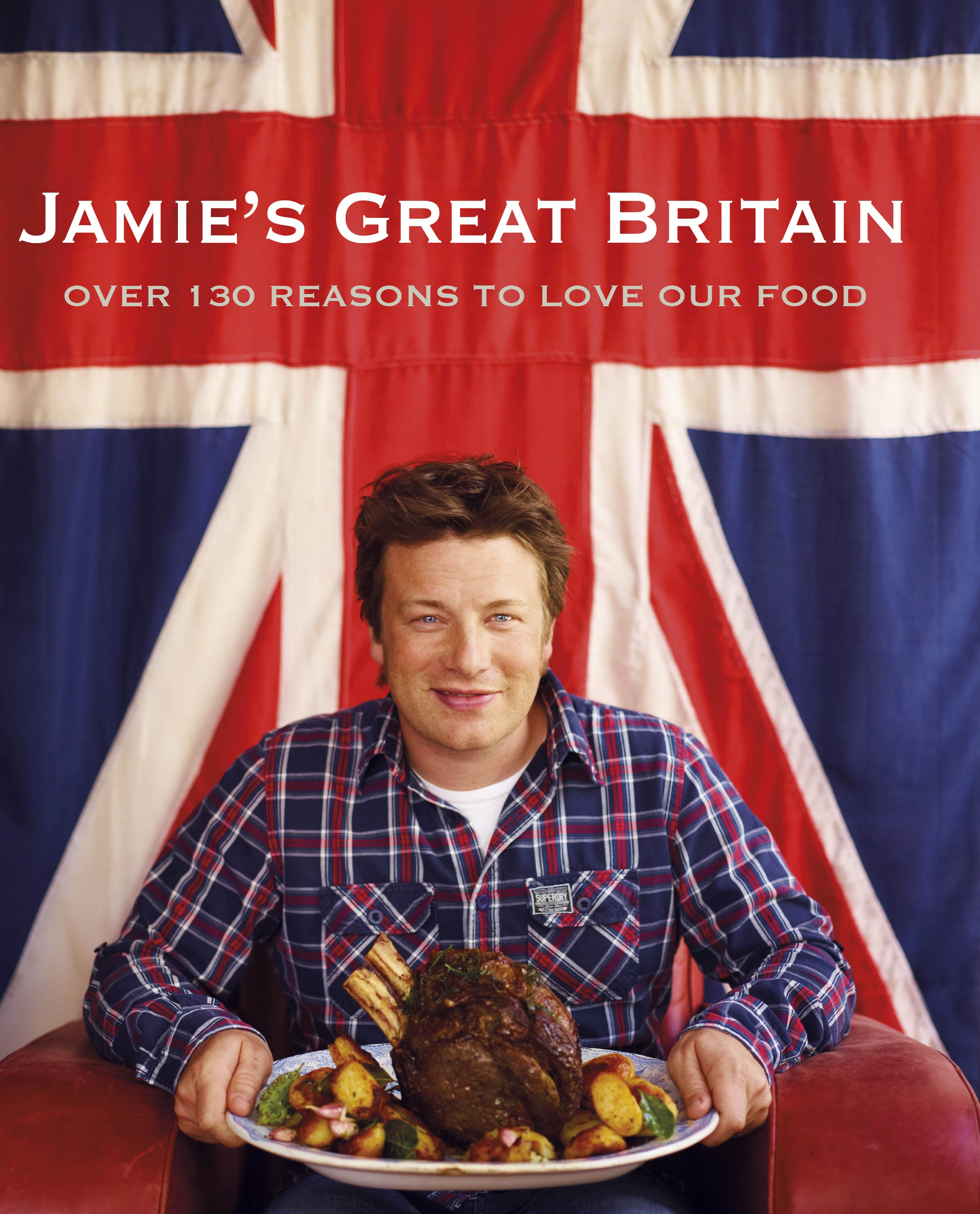 Book Cover:  Jamie's Great Britain