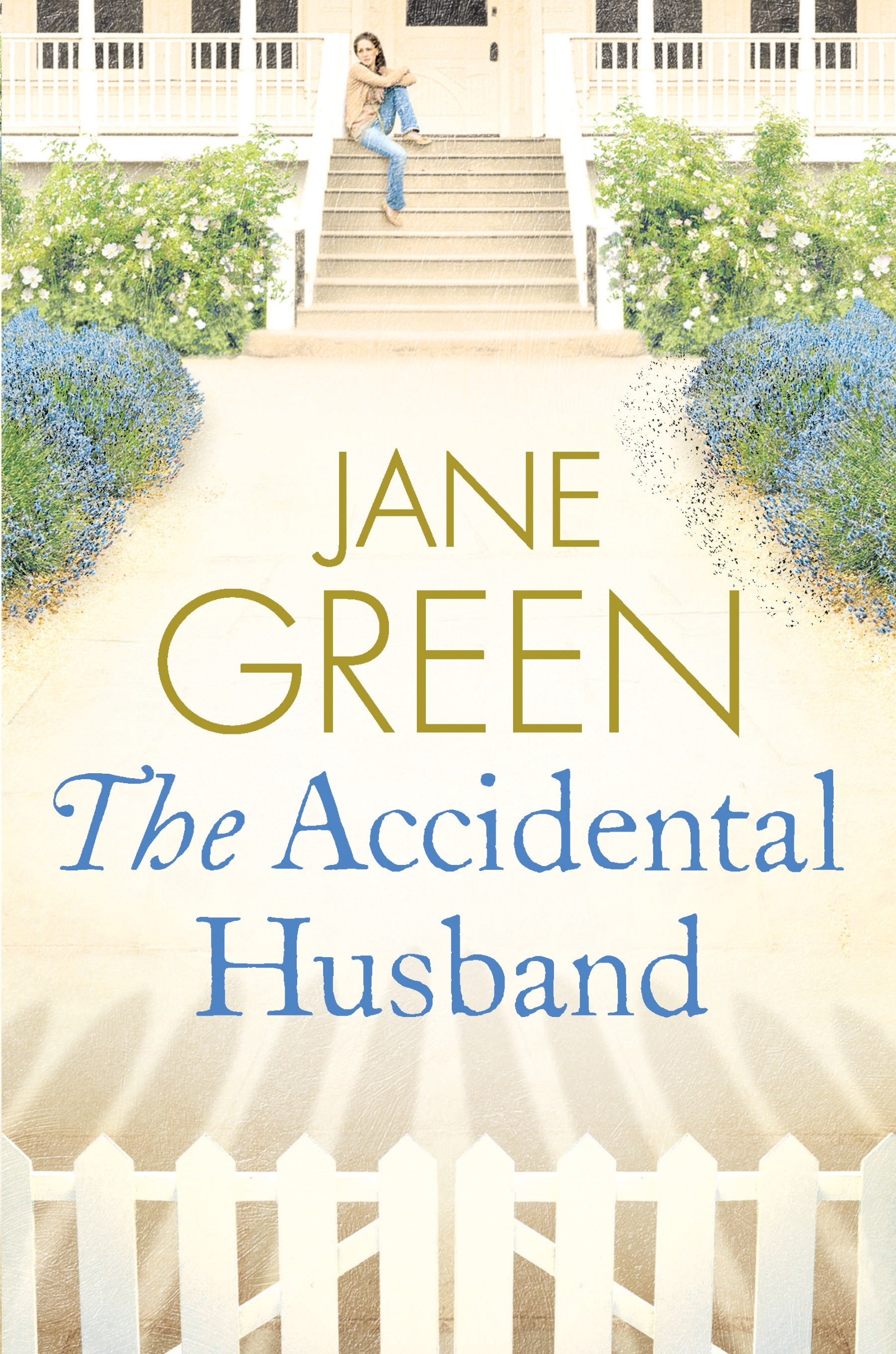 Book Cover: The Accidental Husband