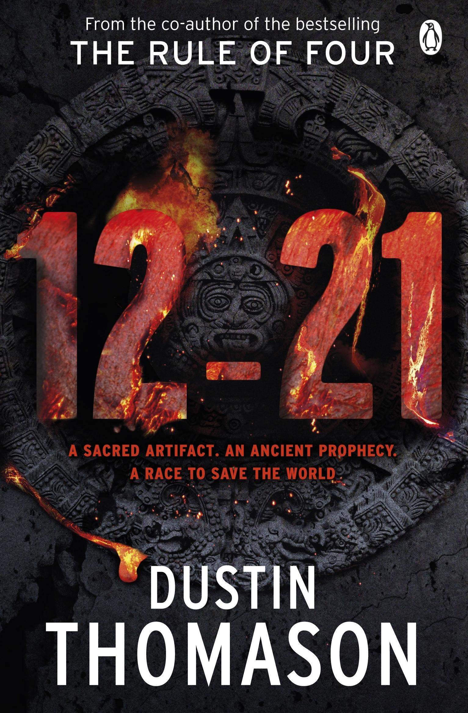 Book Cover:  12 - 21