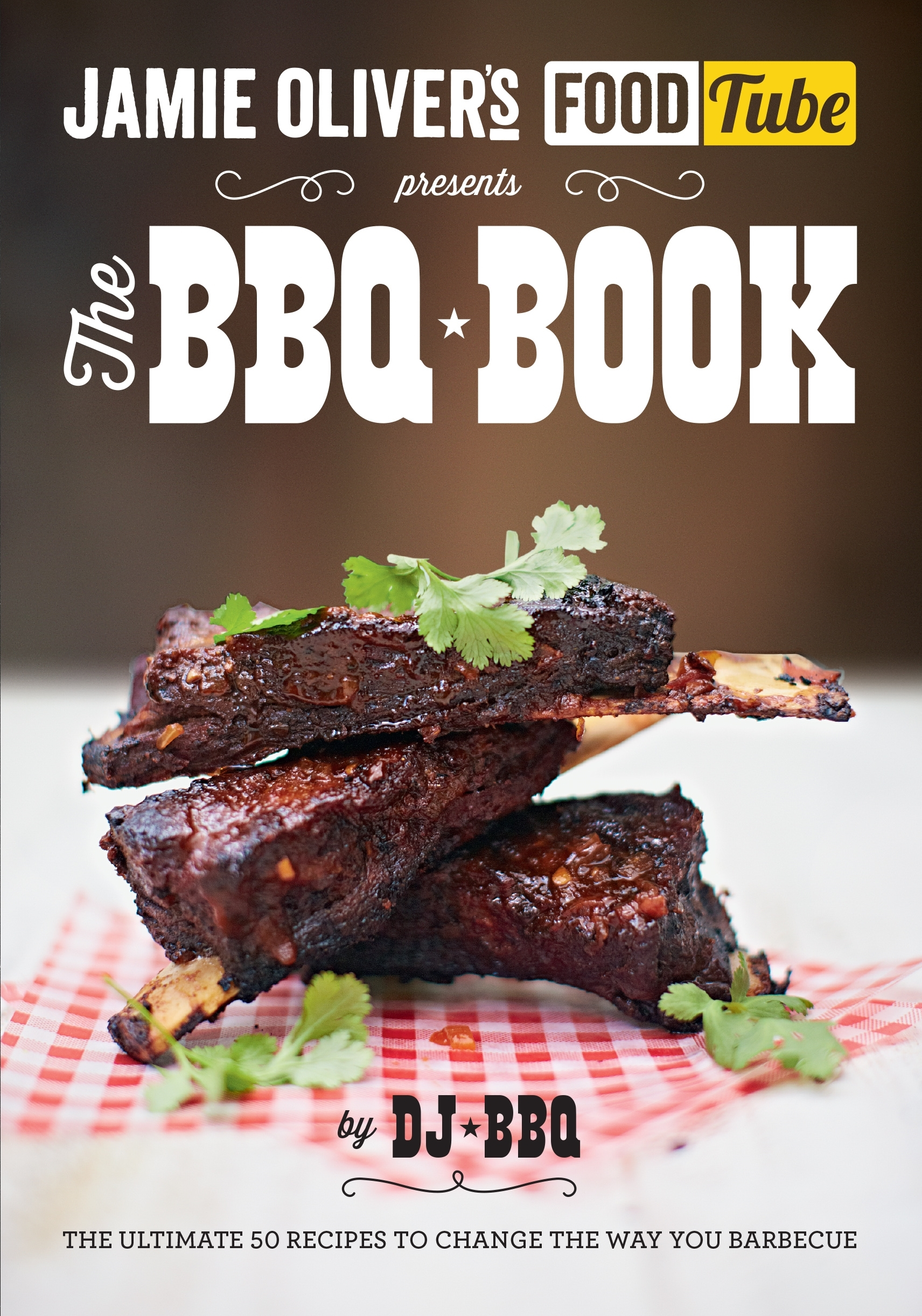 Food Book Cover Yelp ~ Jamie oliver s food tube the bbq book penguin books