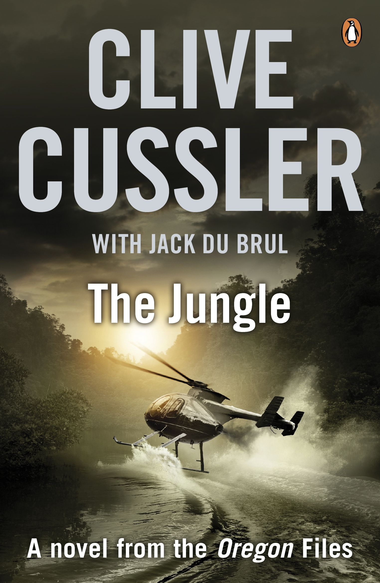 Book Cover: The Jungle: Oregon Files