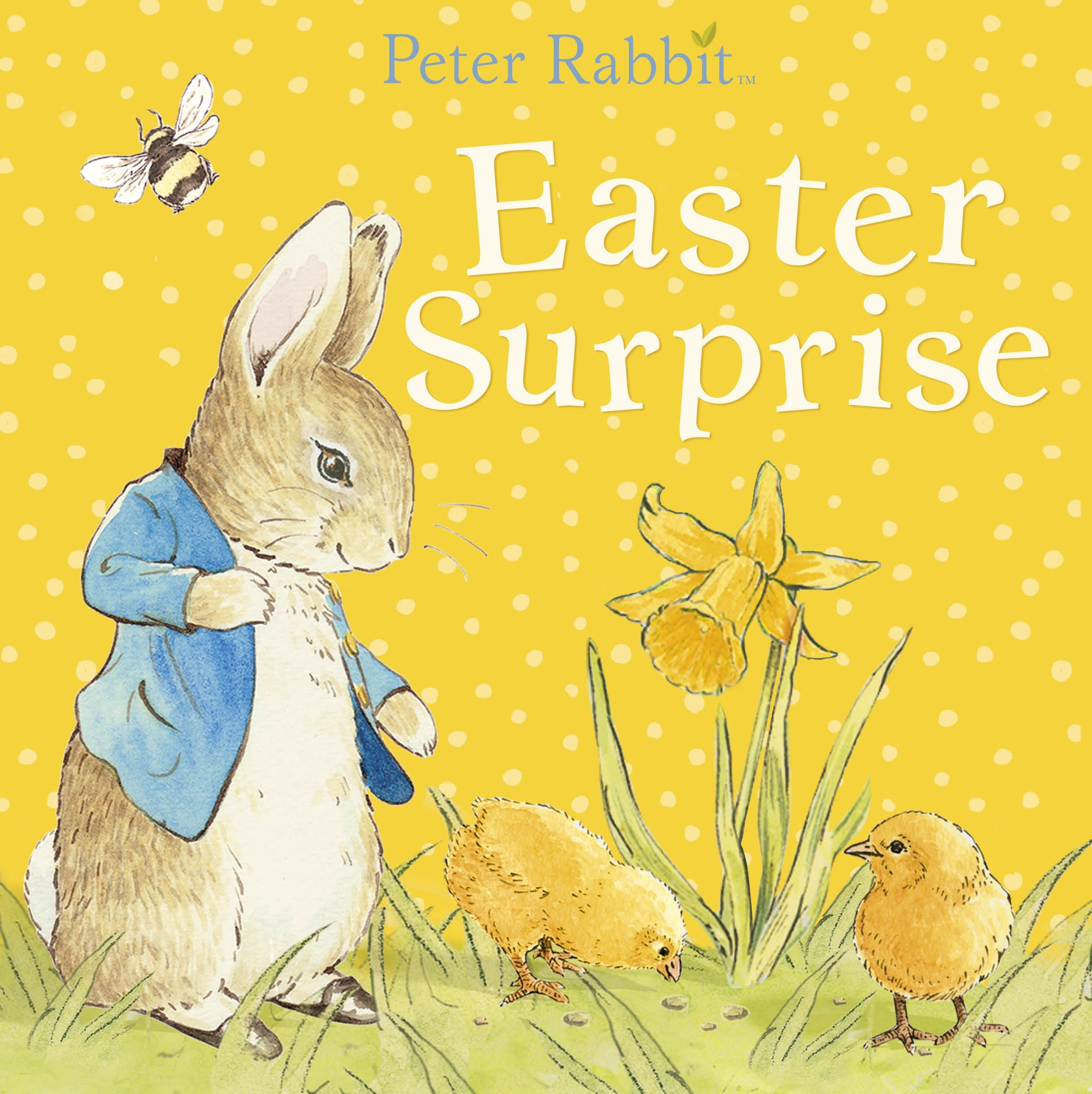 Book Cover:  Peter Rabbit: Easter Surprise