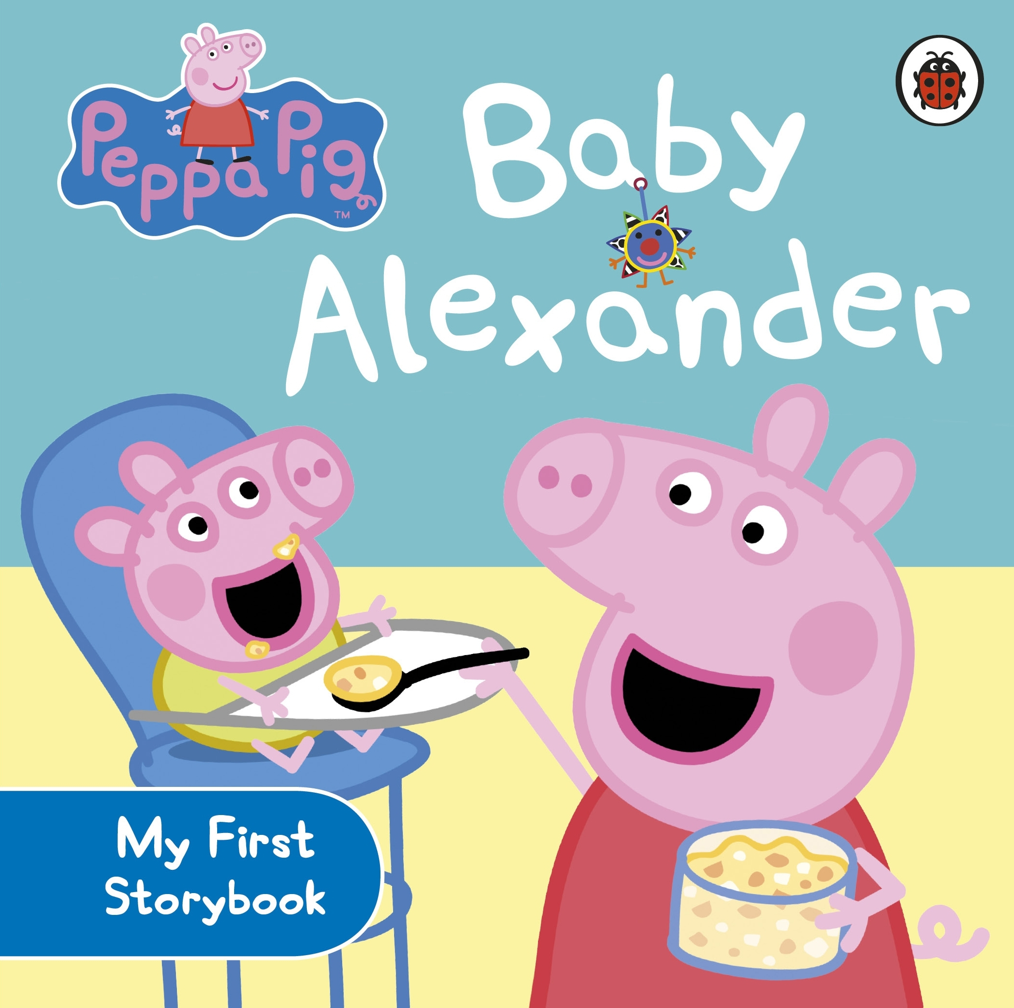 Picture of Peppa Pig: Baby Alexander
