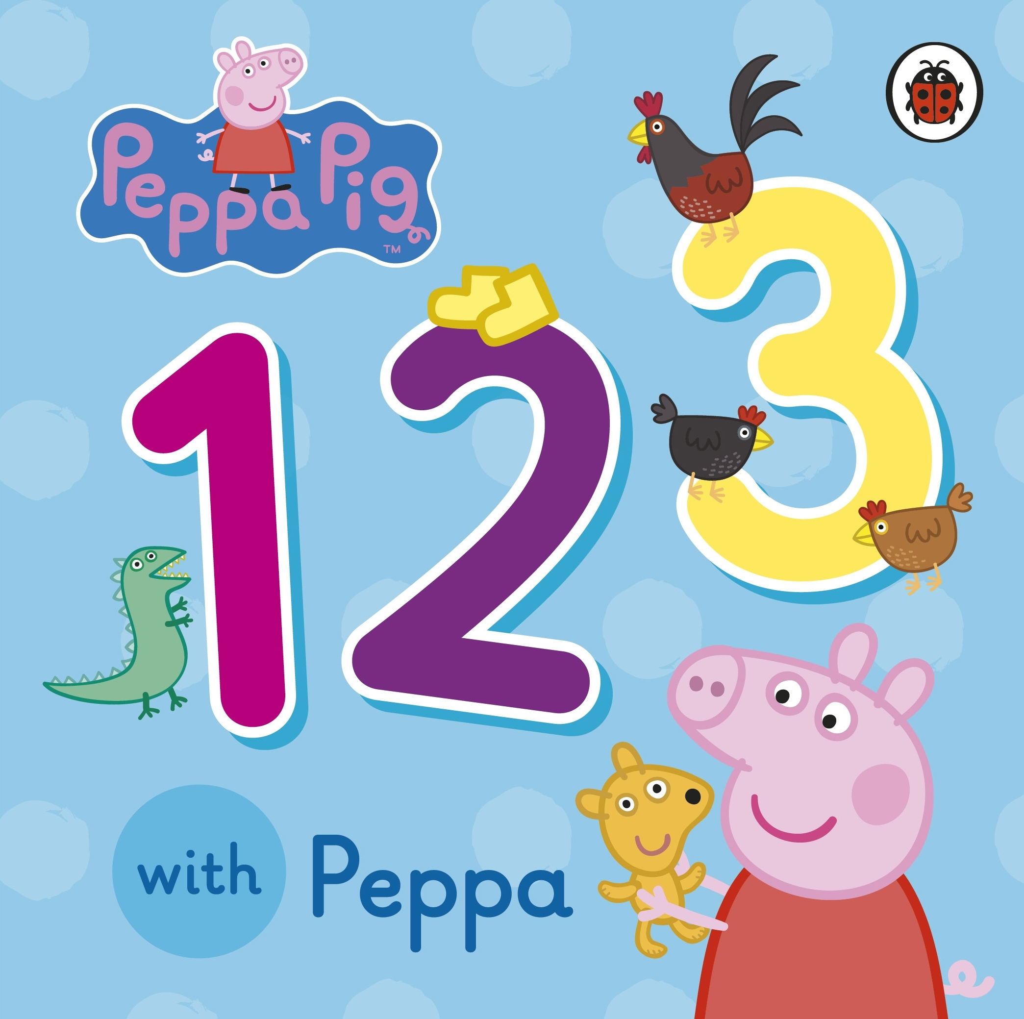 Picture of Peppa Pig: 123 with Peppa