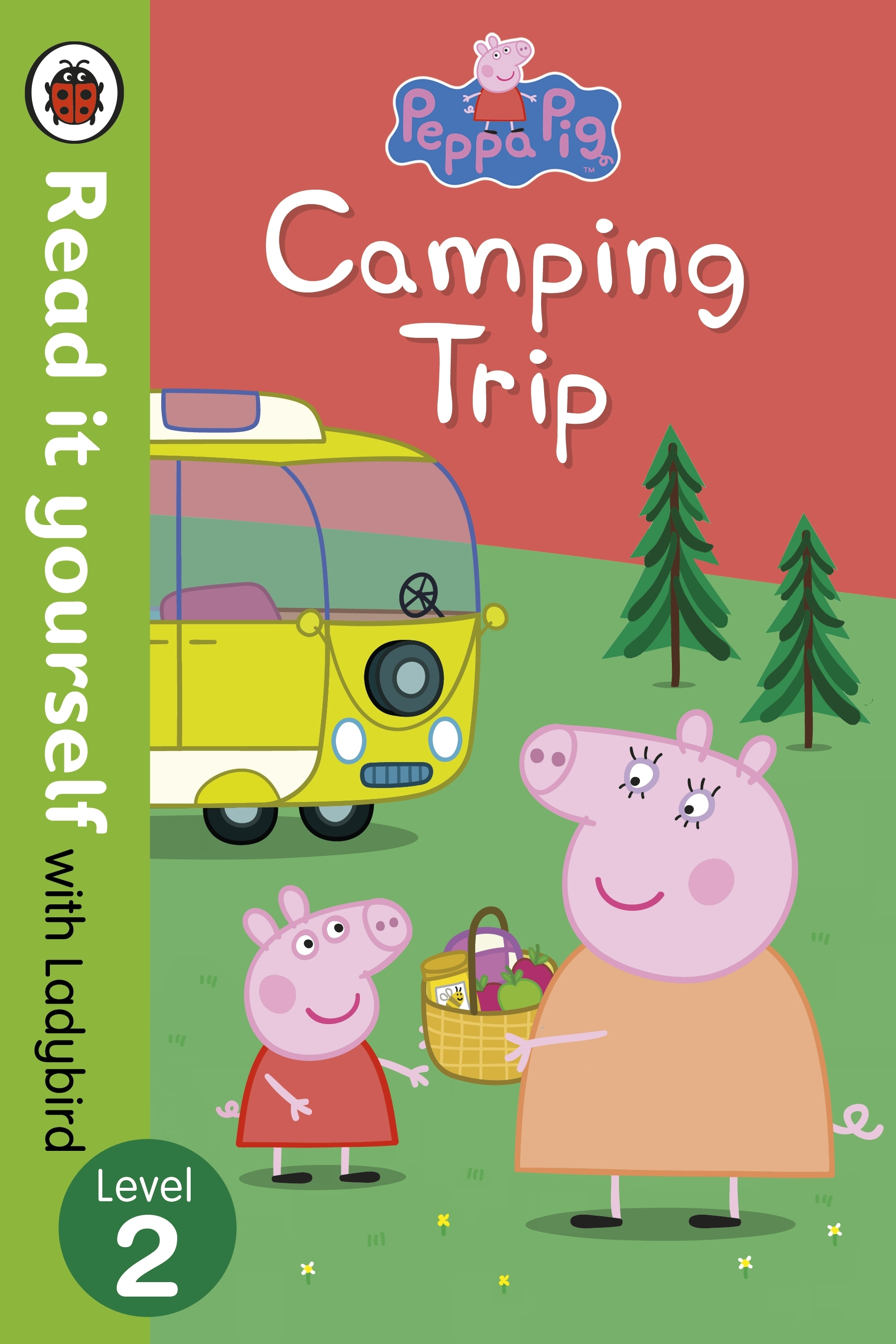 Picture of Peppa Pig: Camping Trip - Read it yourself with Ladybird