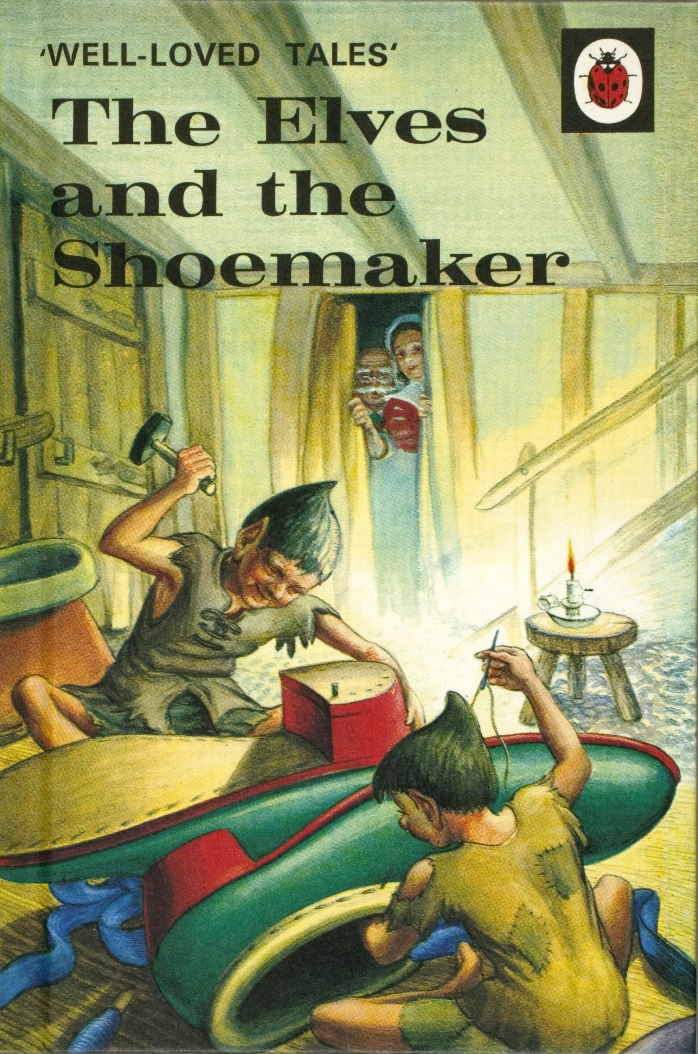 DAVE LOWE DESIGN the Blog: Elves and the Shoemaker Part