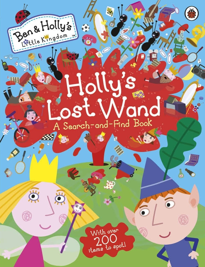 ben and holly's little kingdom holly's lost wand a